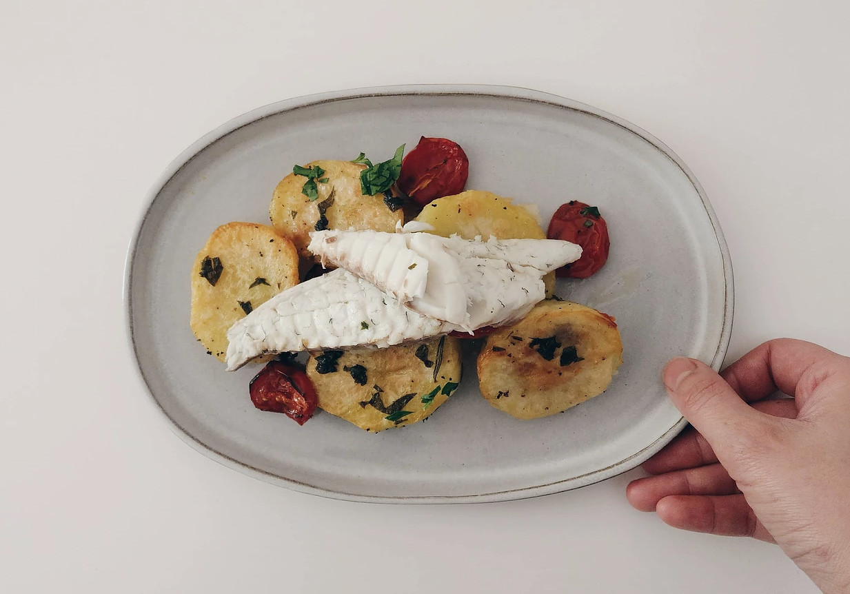 輕鬆義大利菜!地中海風味香料烤魚
