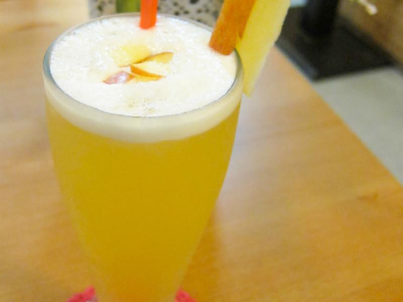 【吳双の愛妻甜點】蜂蜜檸檬蘋果飲