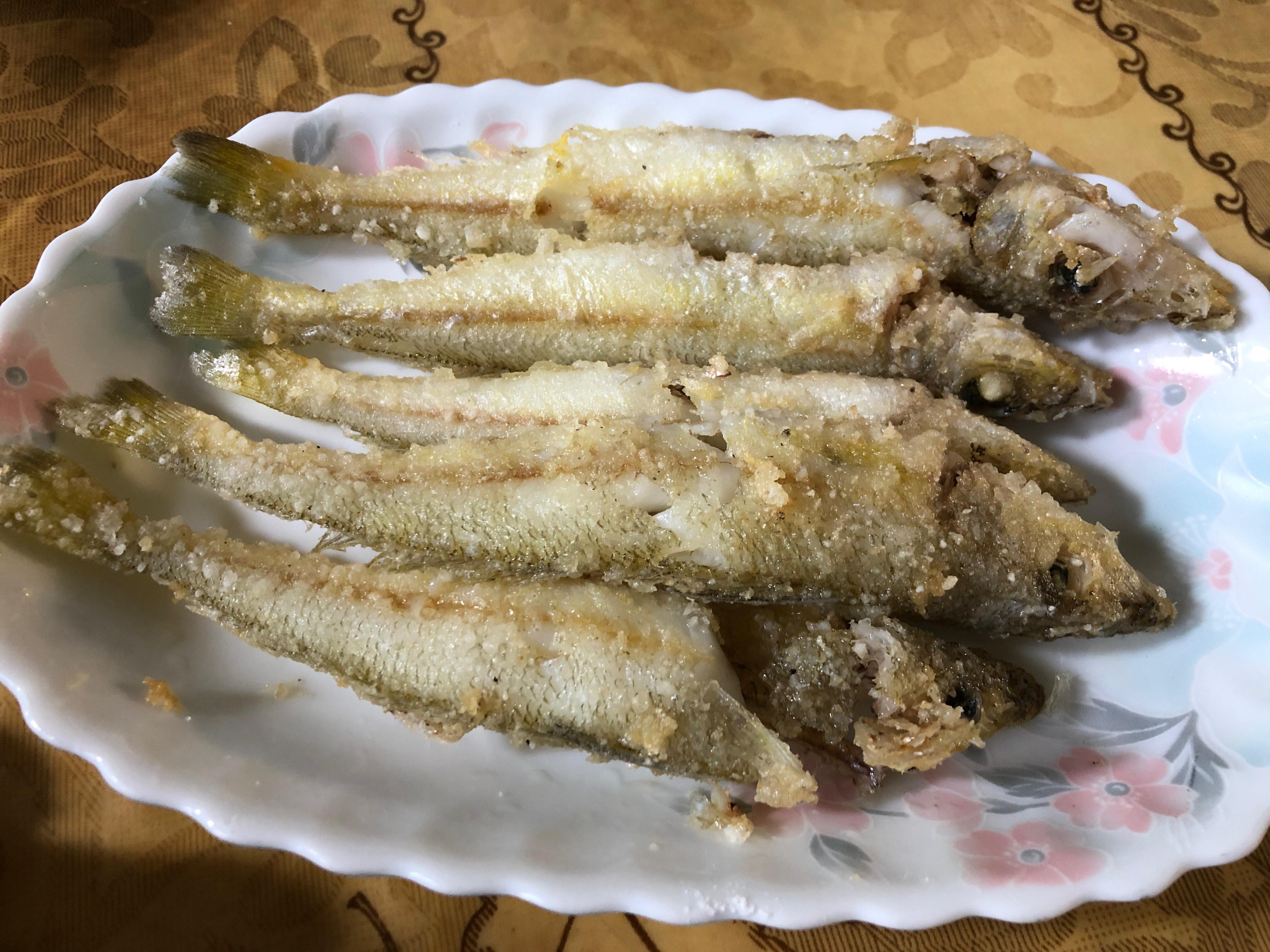 酥炸沙藤魚