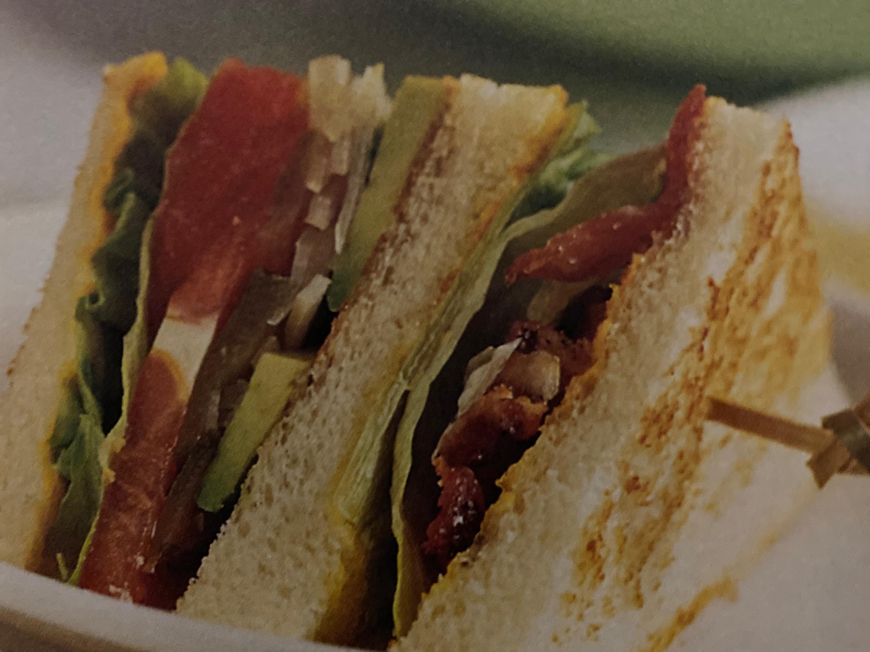 BLAT三明治