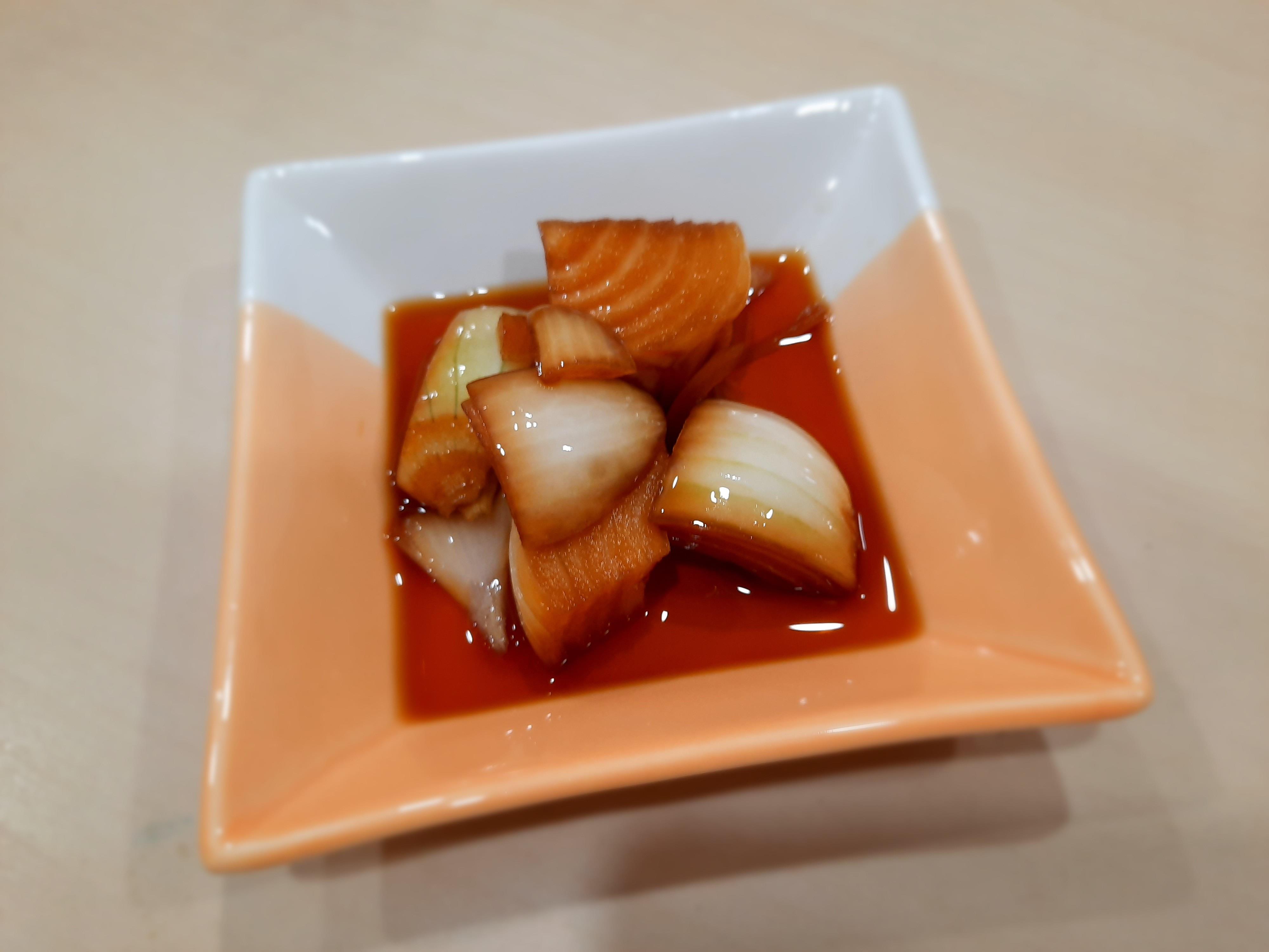 醃洋蔥(양파장아찌)