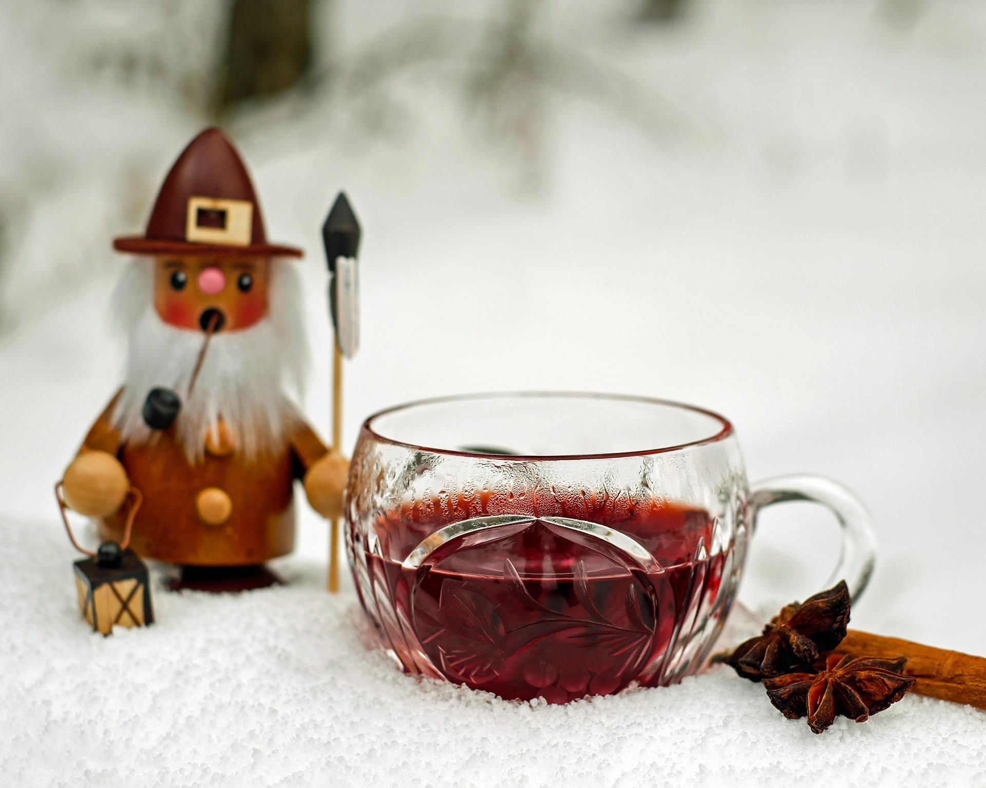 法式香料熱紅酒 Mulled Wine