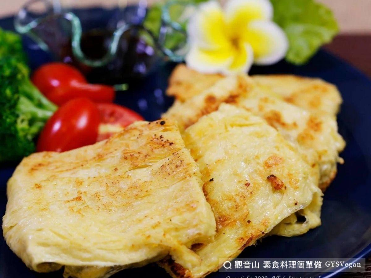 豆包地瓜煎餅🌿全素