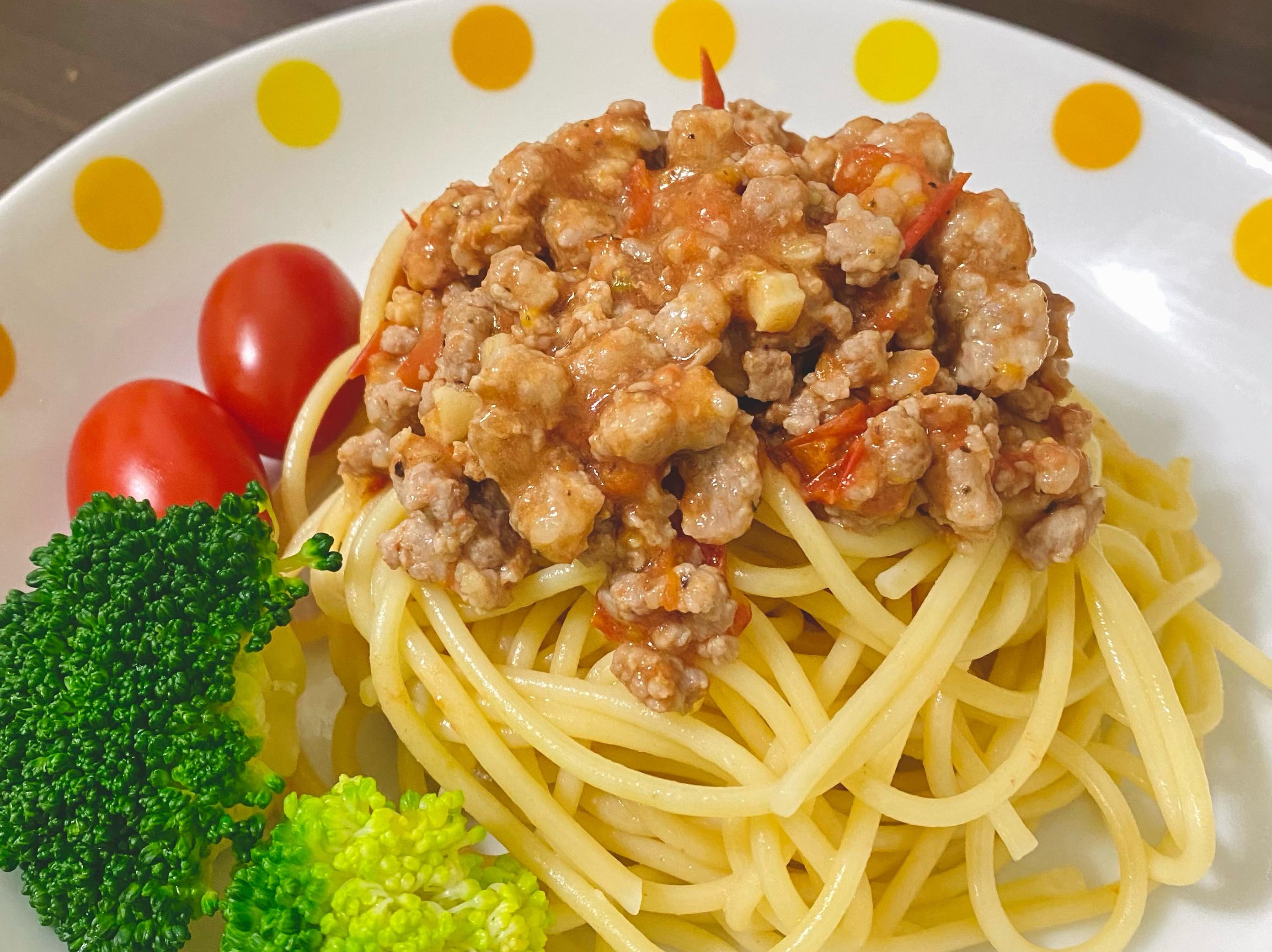 義大利蕃茄肉醬麵