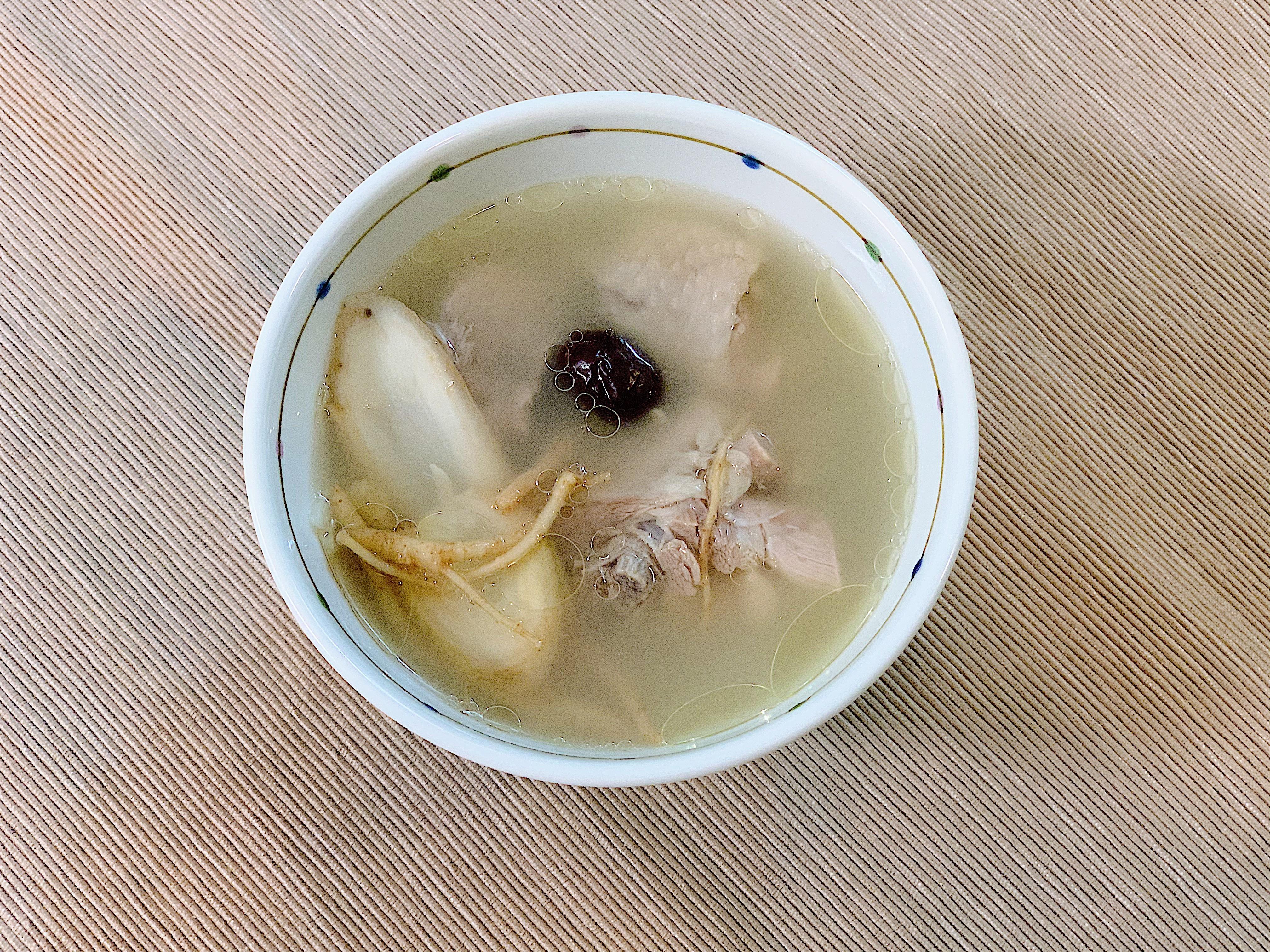 韓國人蔘雞湯-方便易懂版
