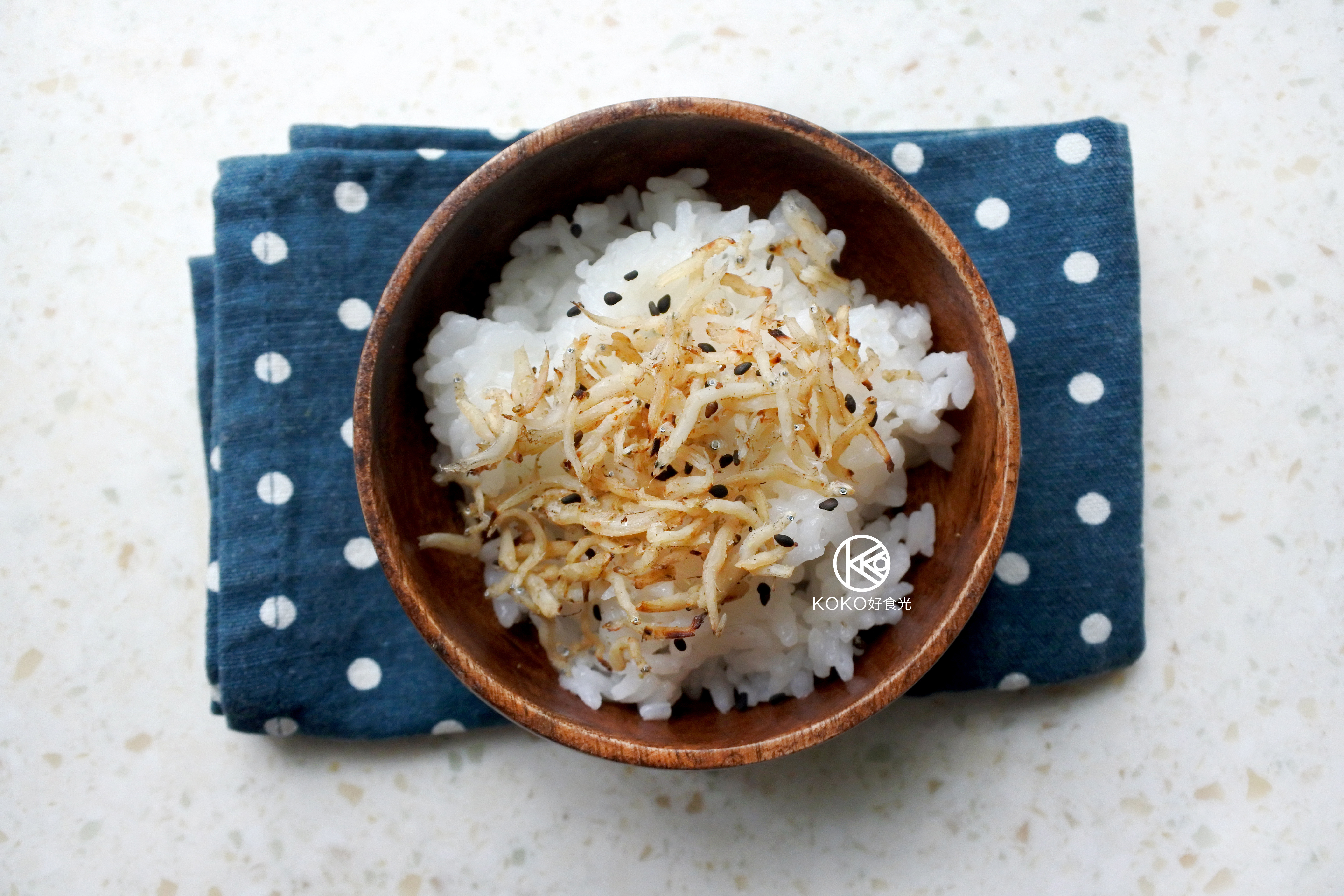 日式山椒魩仔魚鬆