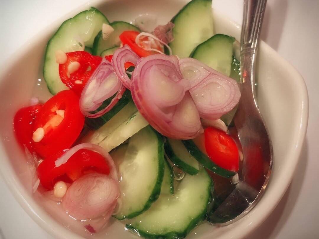 醃小黃瓜🥒