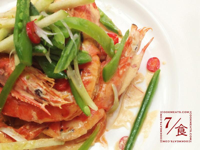 【7/食】年菜系列 – 紹興微醺蝦