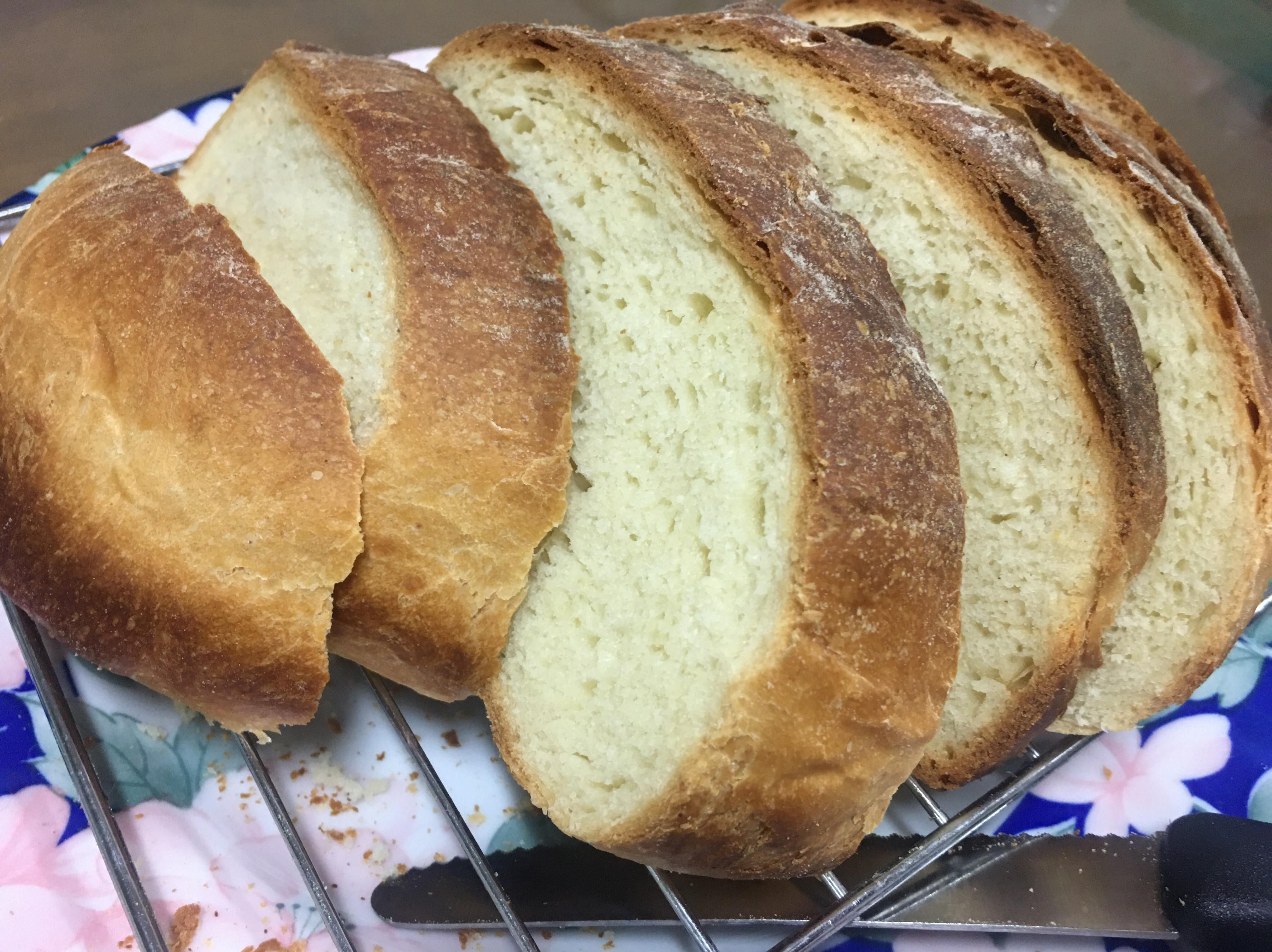 烤麵包~這次我用的是餐包食譜😄