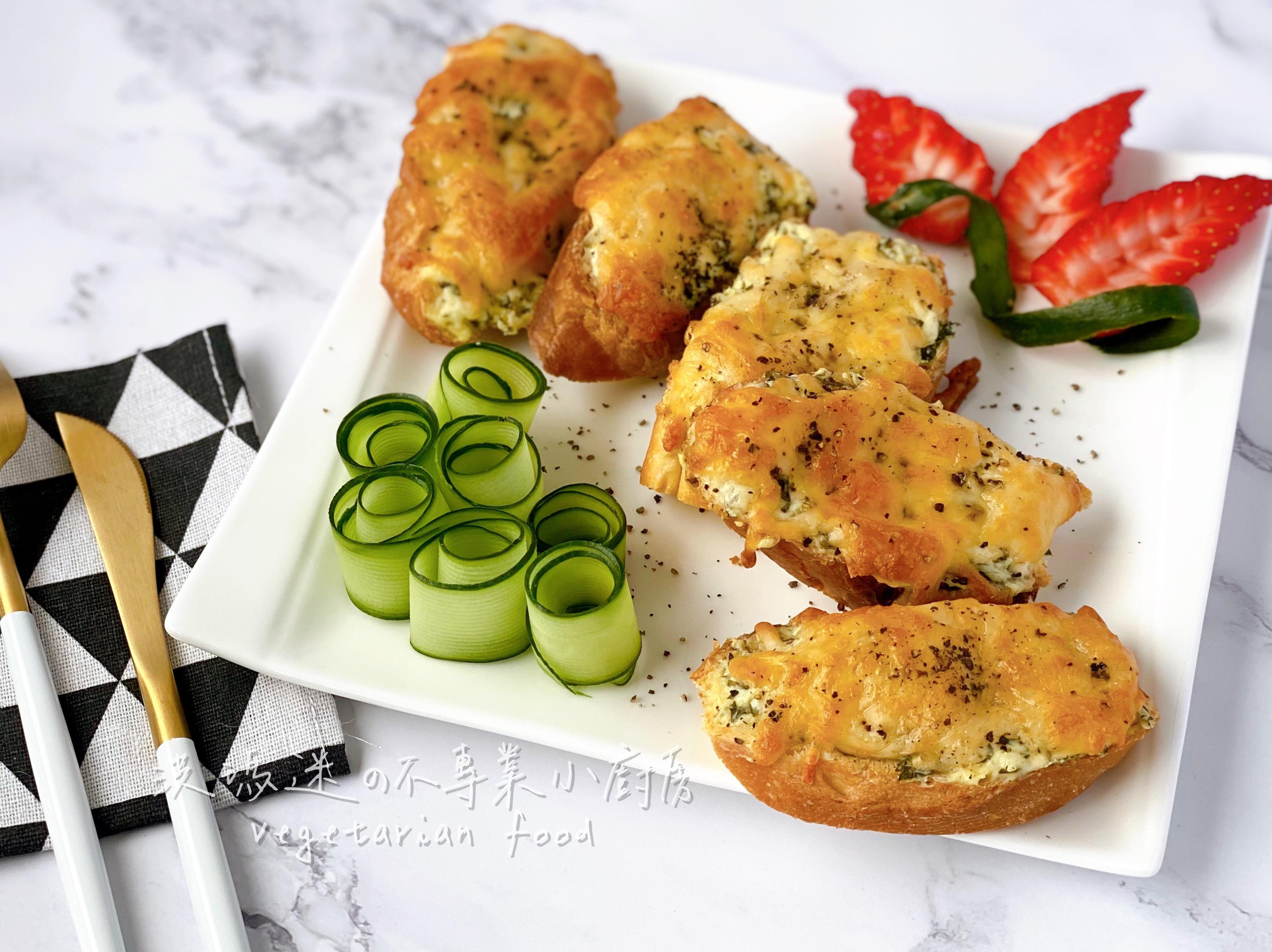 塔香乳酪法國麵包