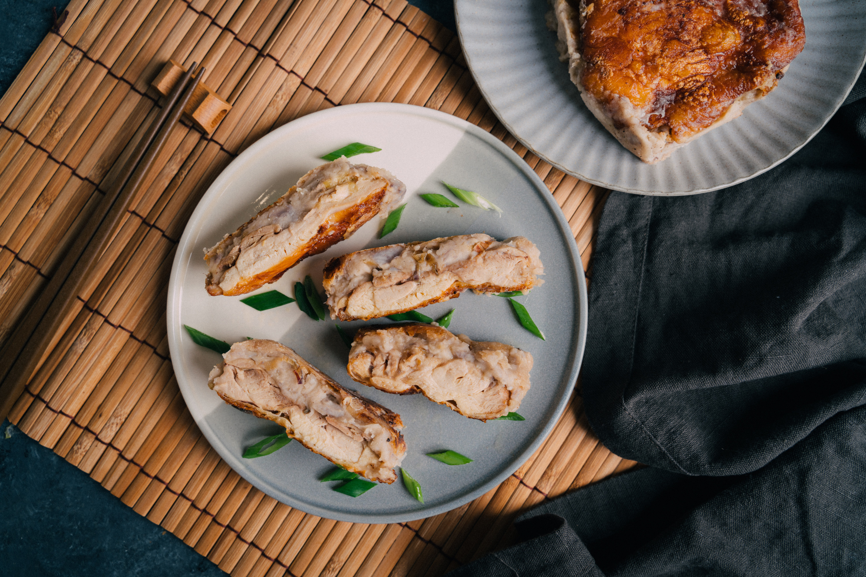芋泥雞-薩布雷薩索雞