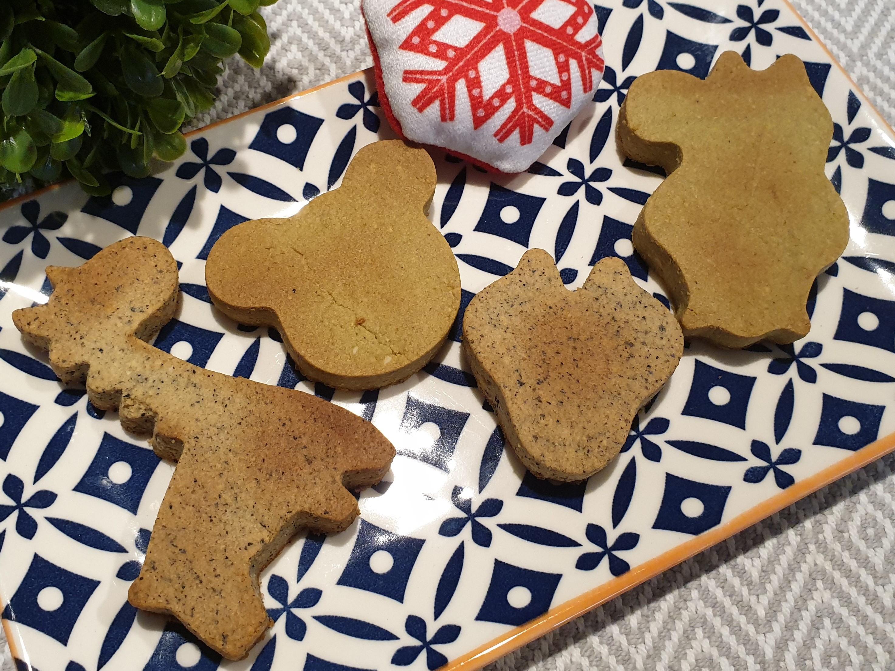 [點心🍮] 可愛營養口糧 - 豆渣餅乾