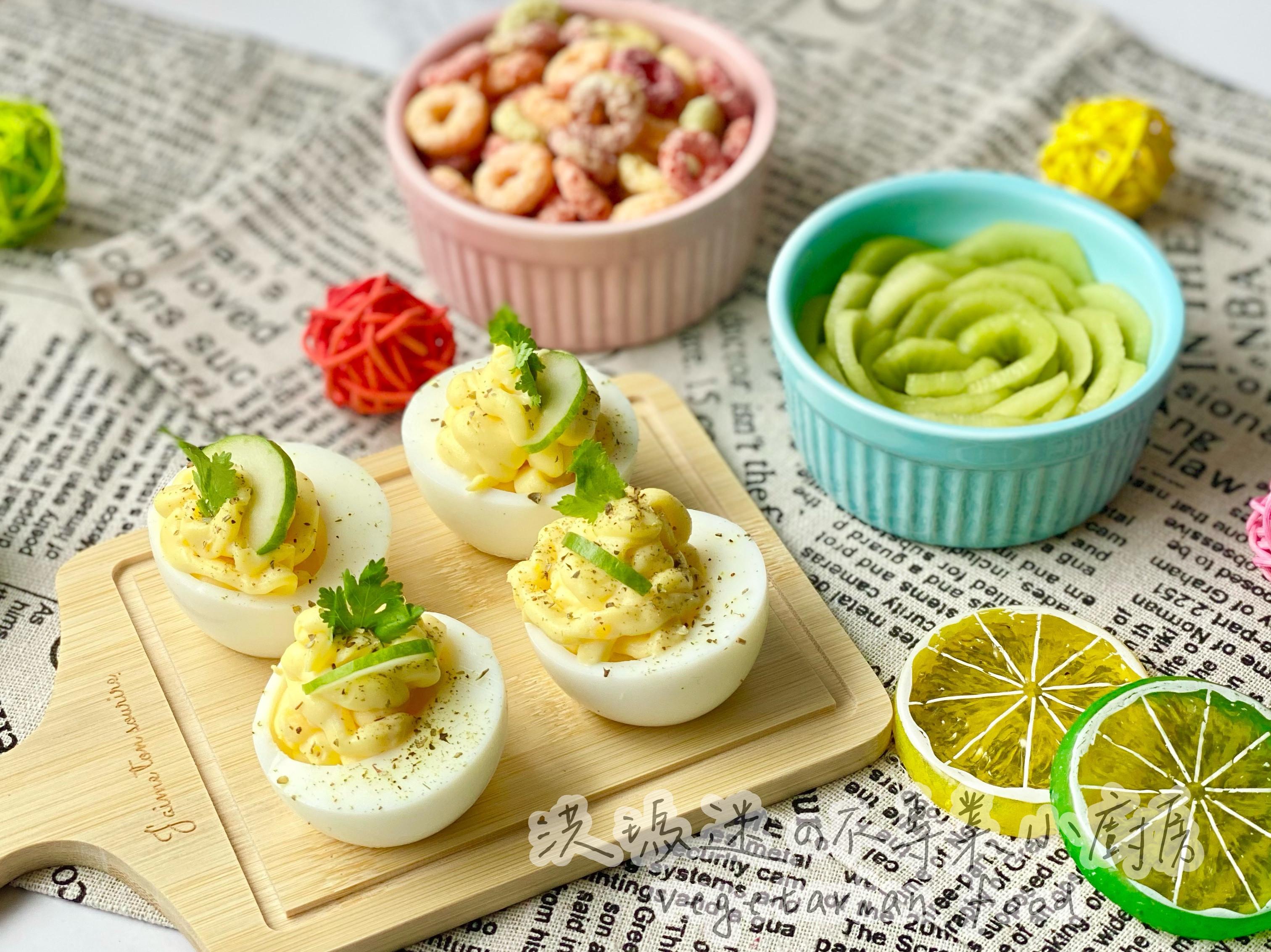 水煮蛋🥚蛋沙拉