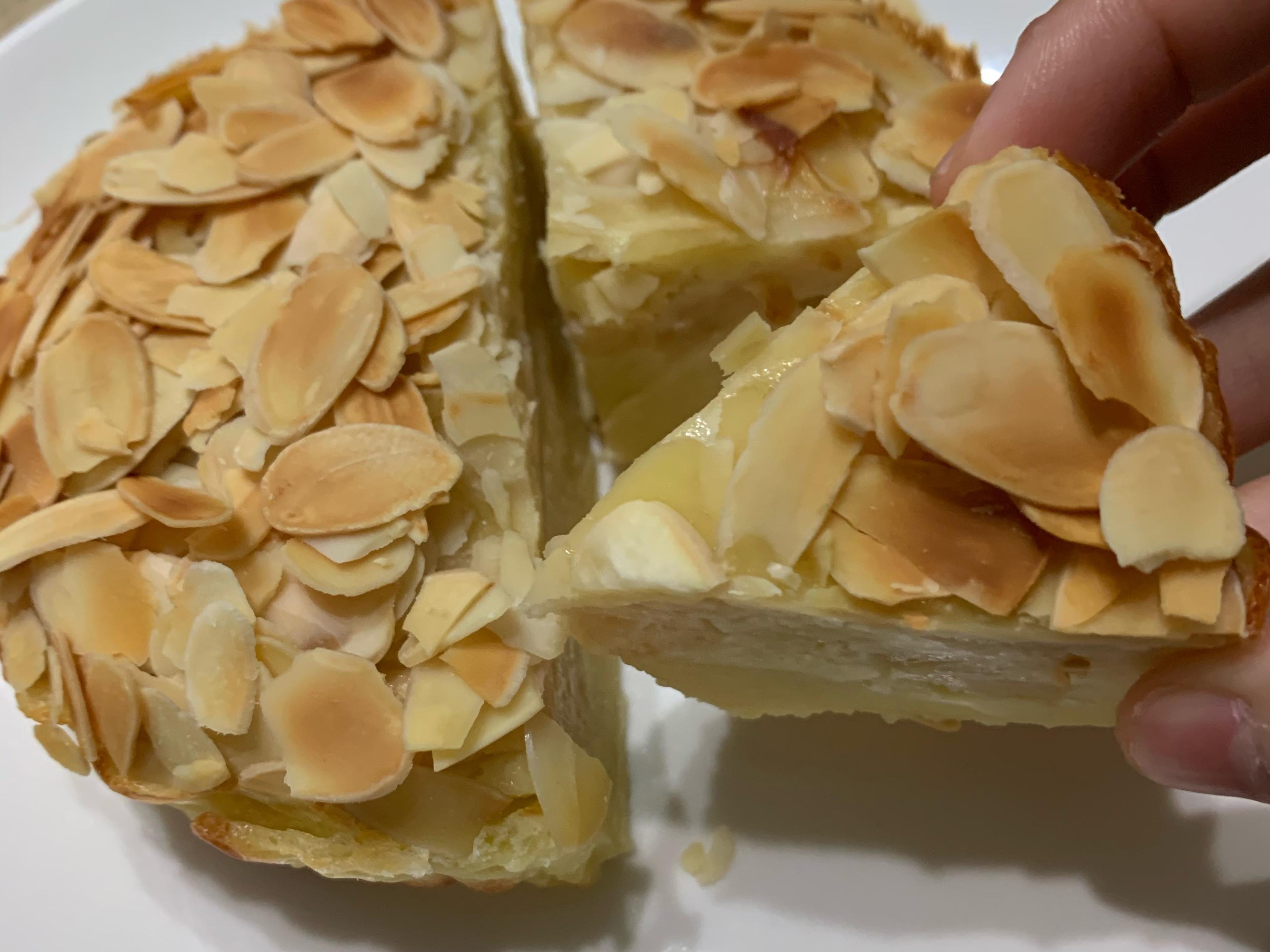 隱形蘋果千層蛋糕