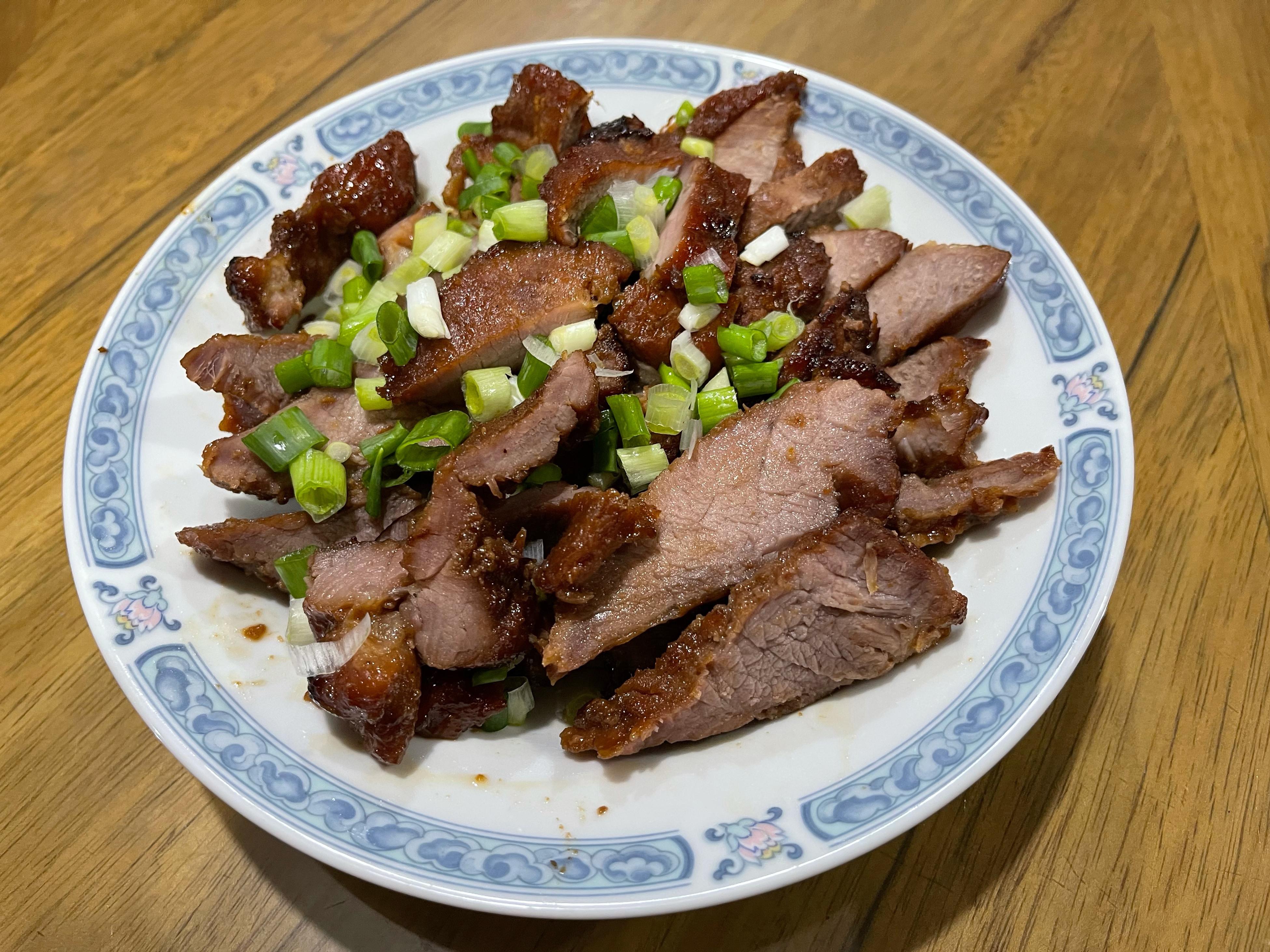 家常牌叉燒肉