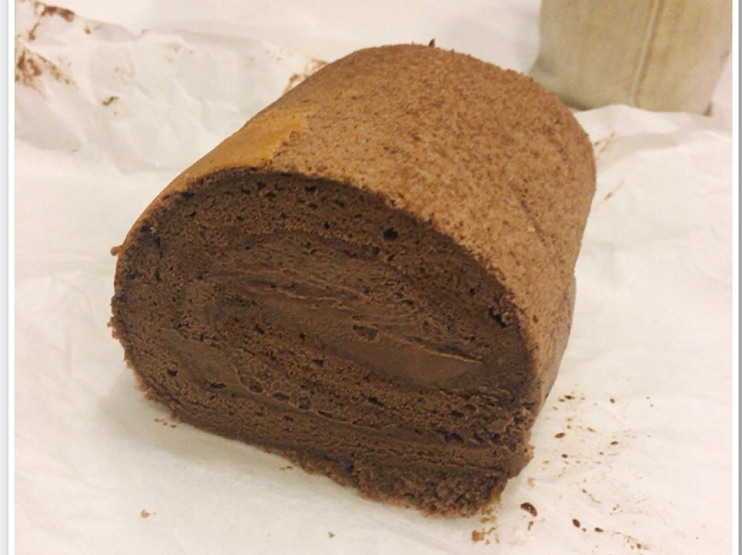 巧克力蛋糕捲