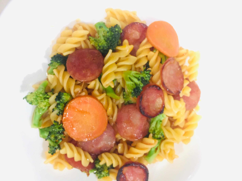 番茄義大利卷卷麵