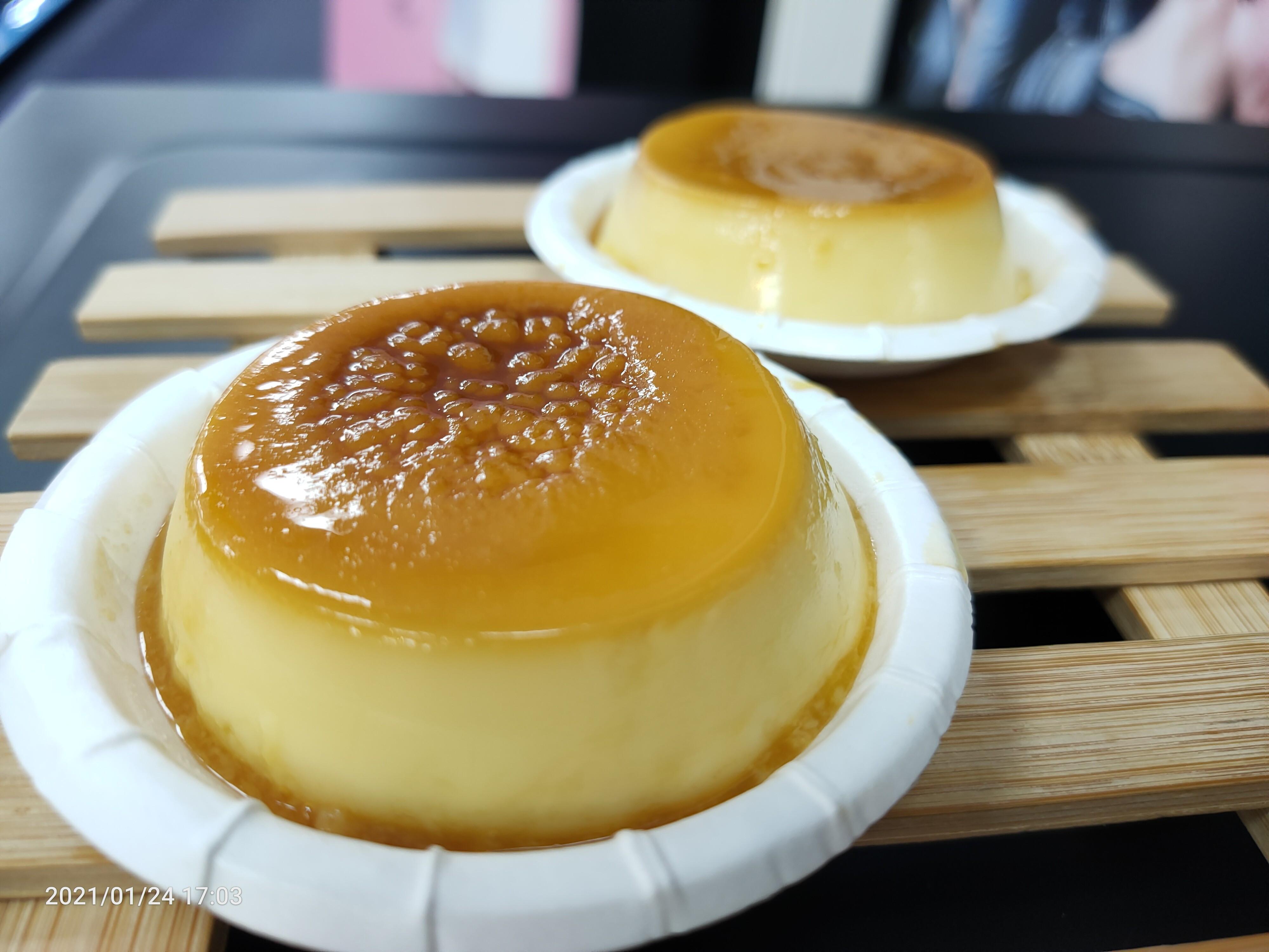太妃糖嫩布蕾(完美零氣孔/氣炸烤箱料理)