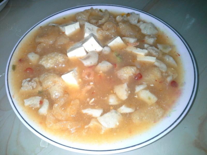 軟Q麻婆豆腐