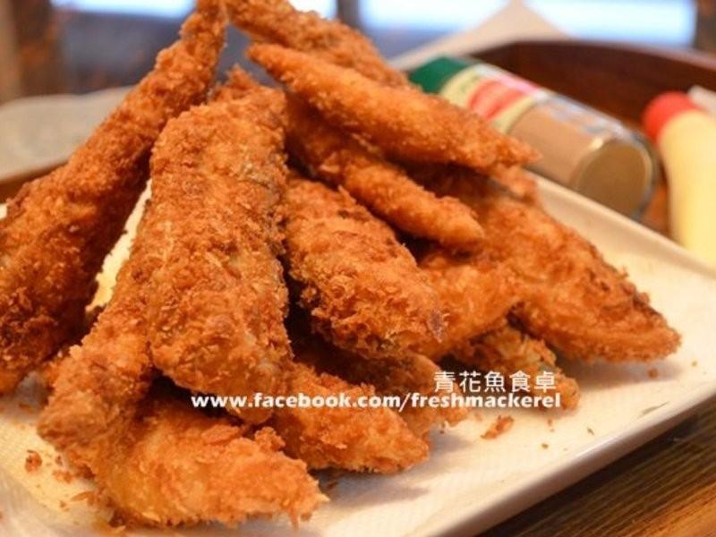 無刺鯖魚香酥魚柳條