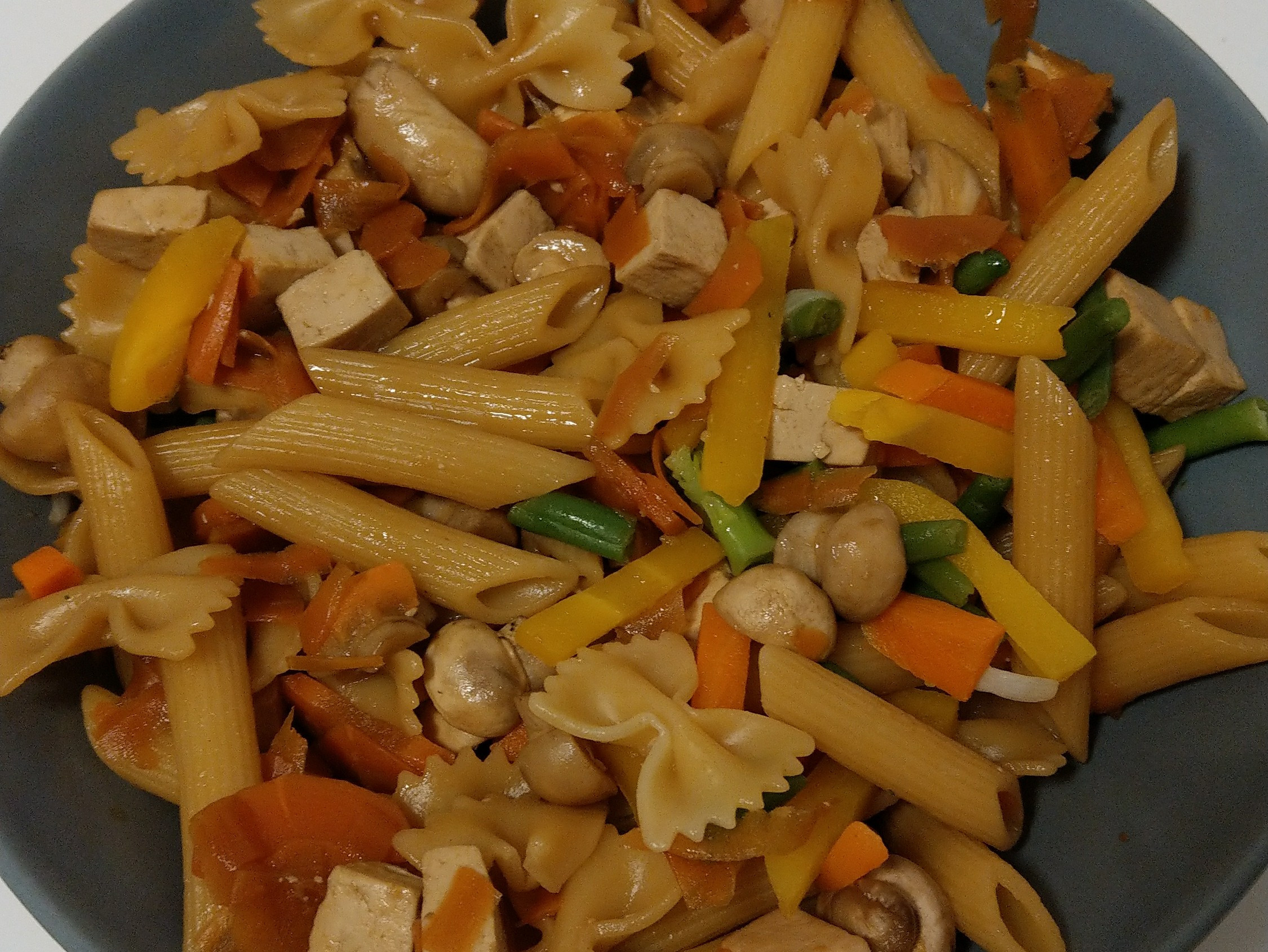 壽喜燒蘑菇豆腐