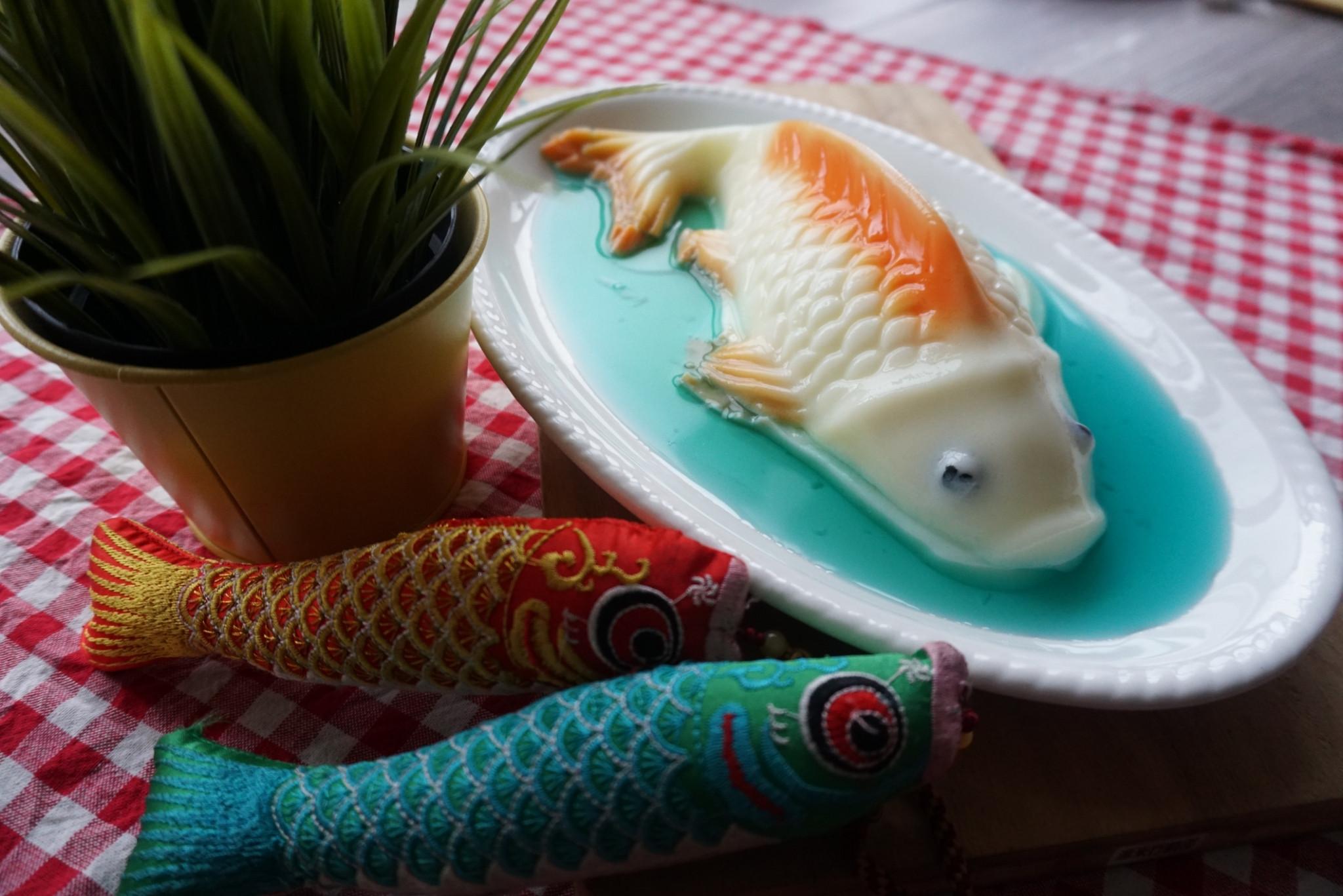 富貴果凍錦鯉