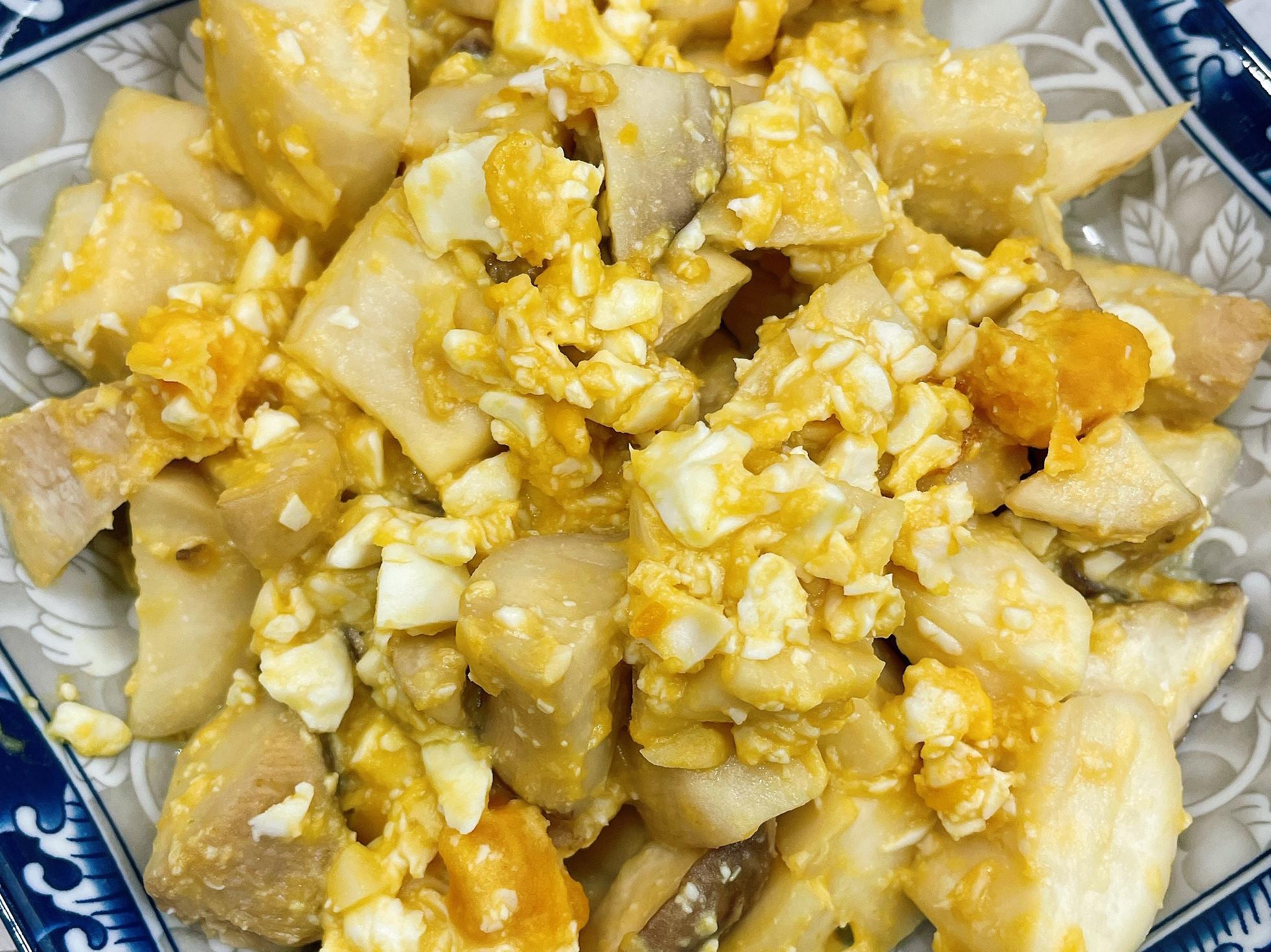 金沙杏包菇