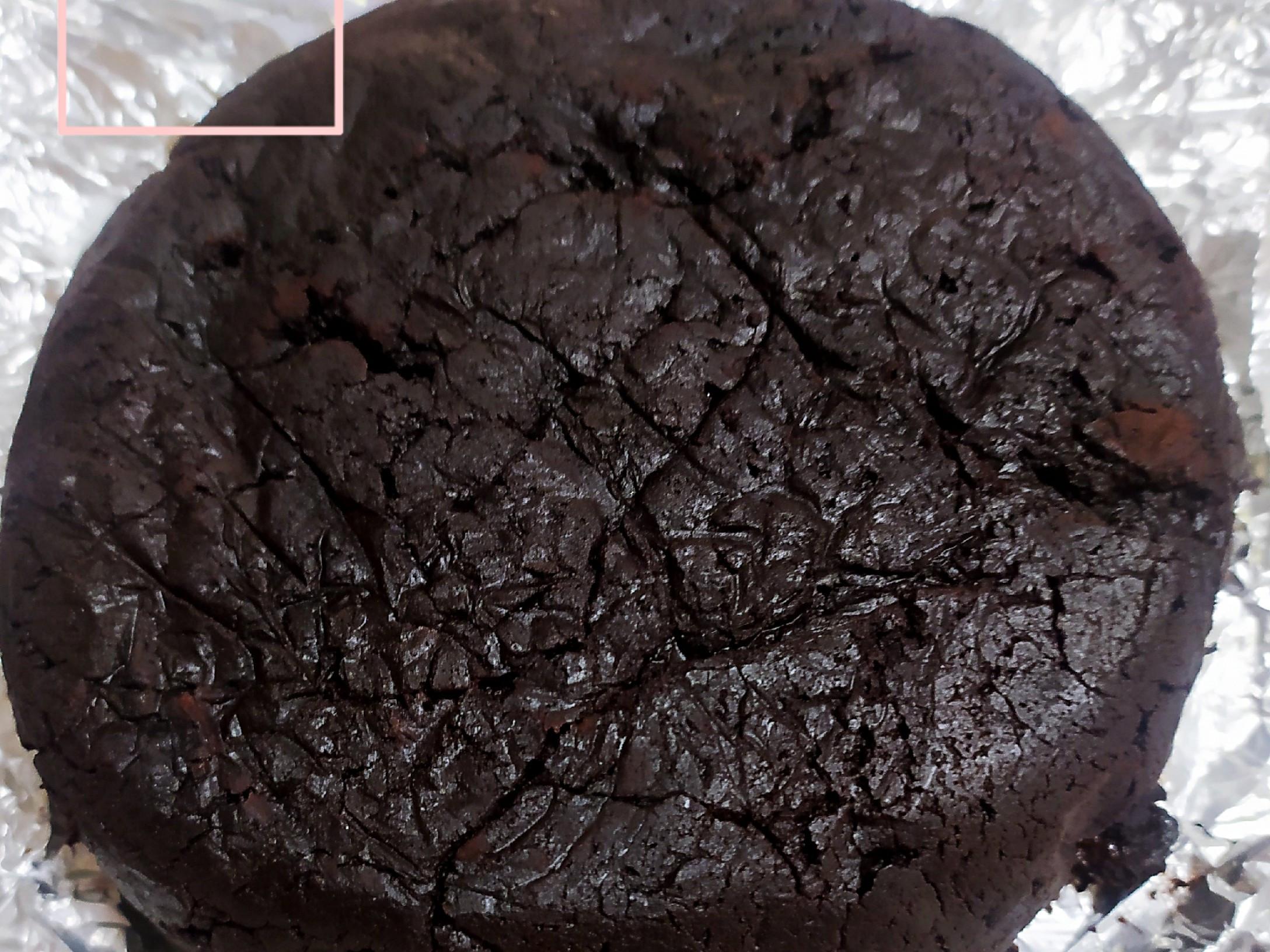 電鍋版巧克力布朗尼
