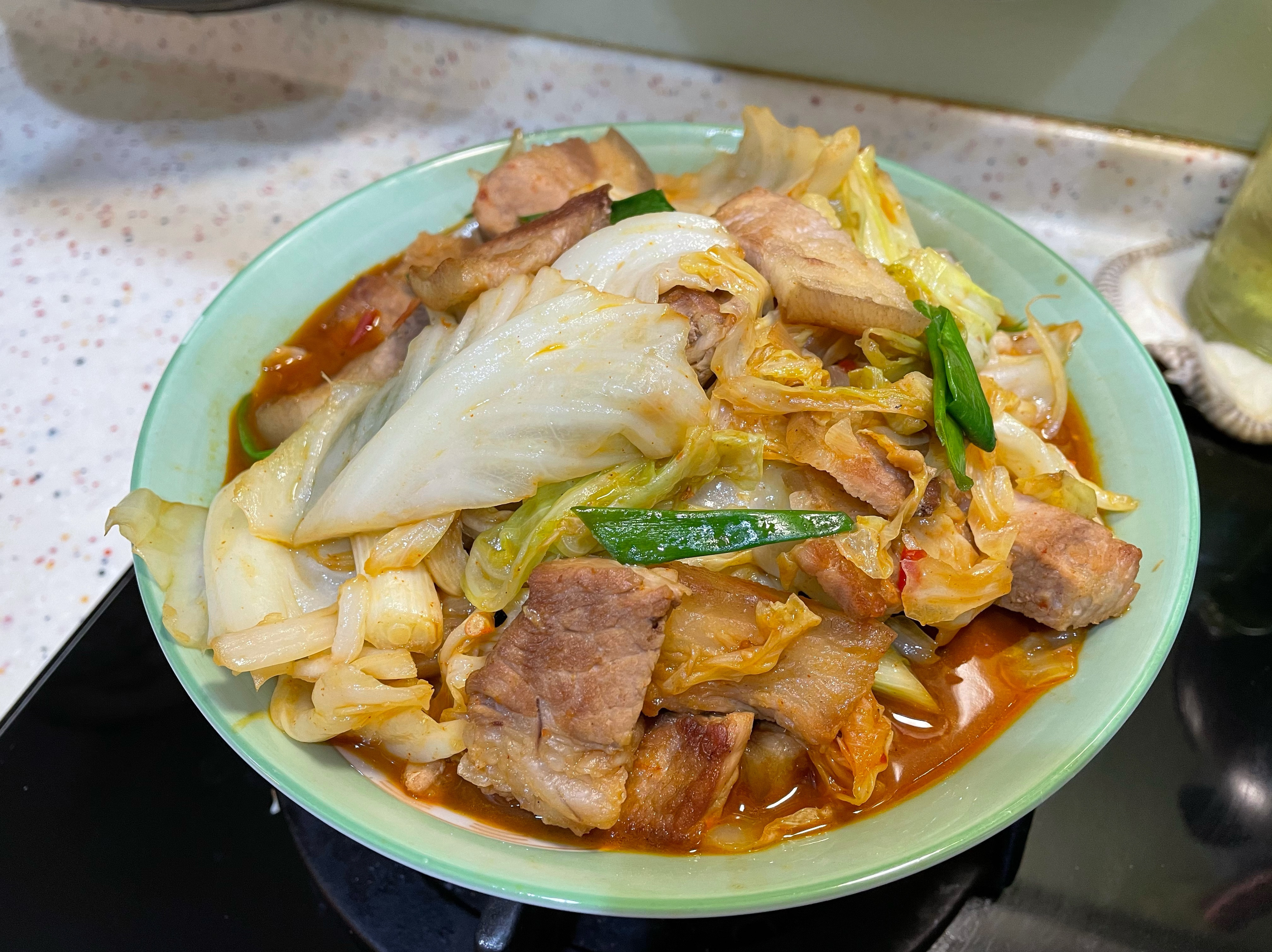 韓式回鍋肉