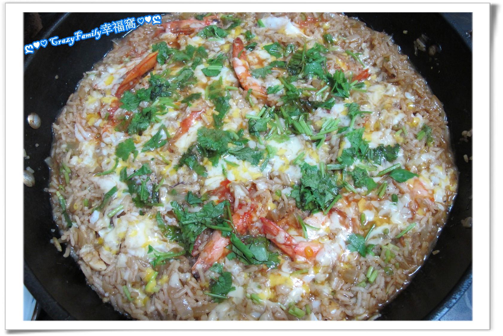 義式海鮮燉飯