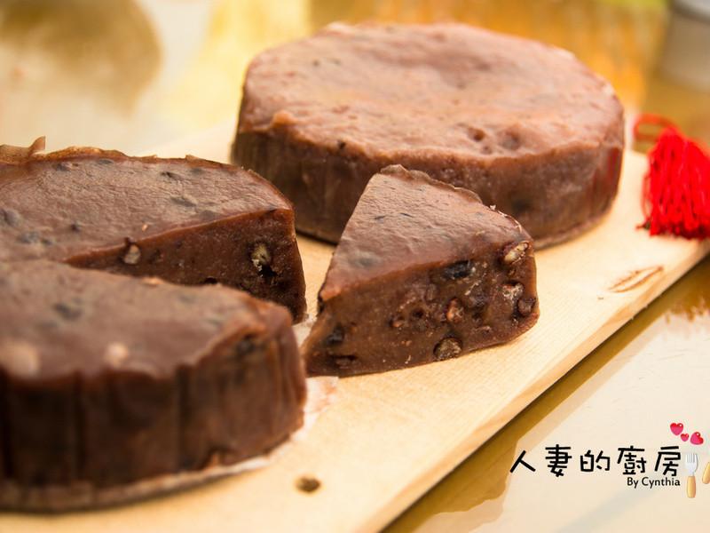 【人妻的廚房】紅豆年糕