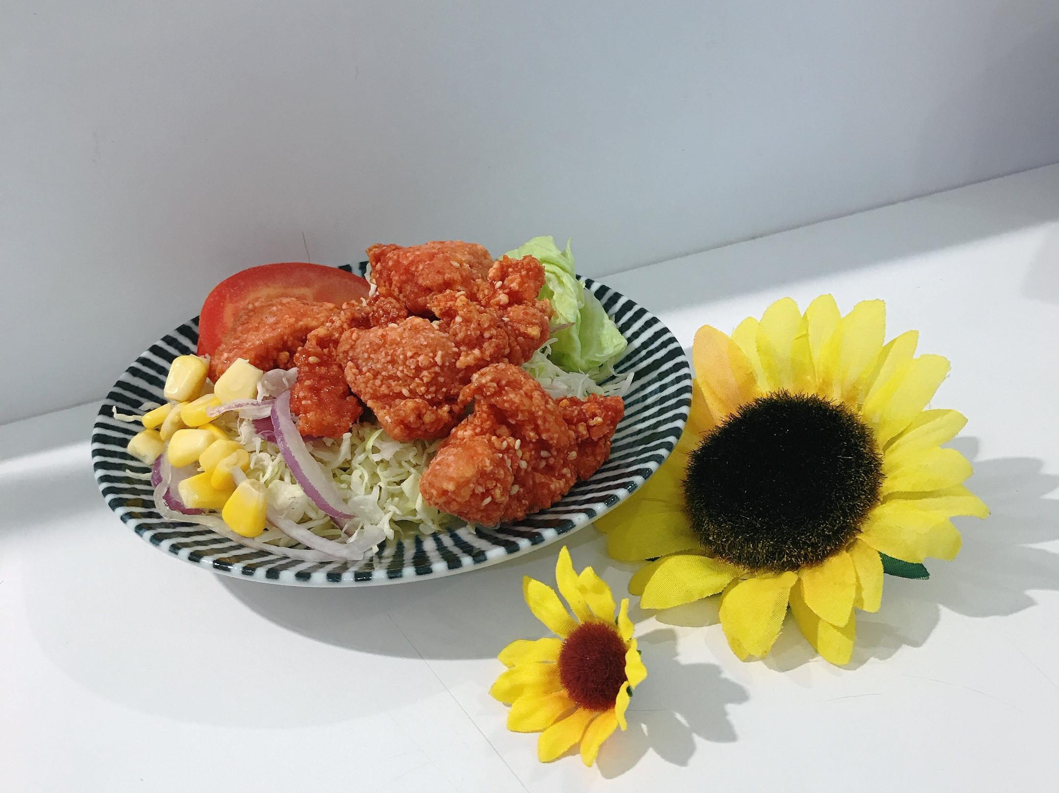 (飛利浦氣炸鍋)*韓式炸雞