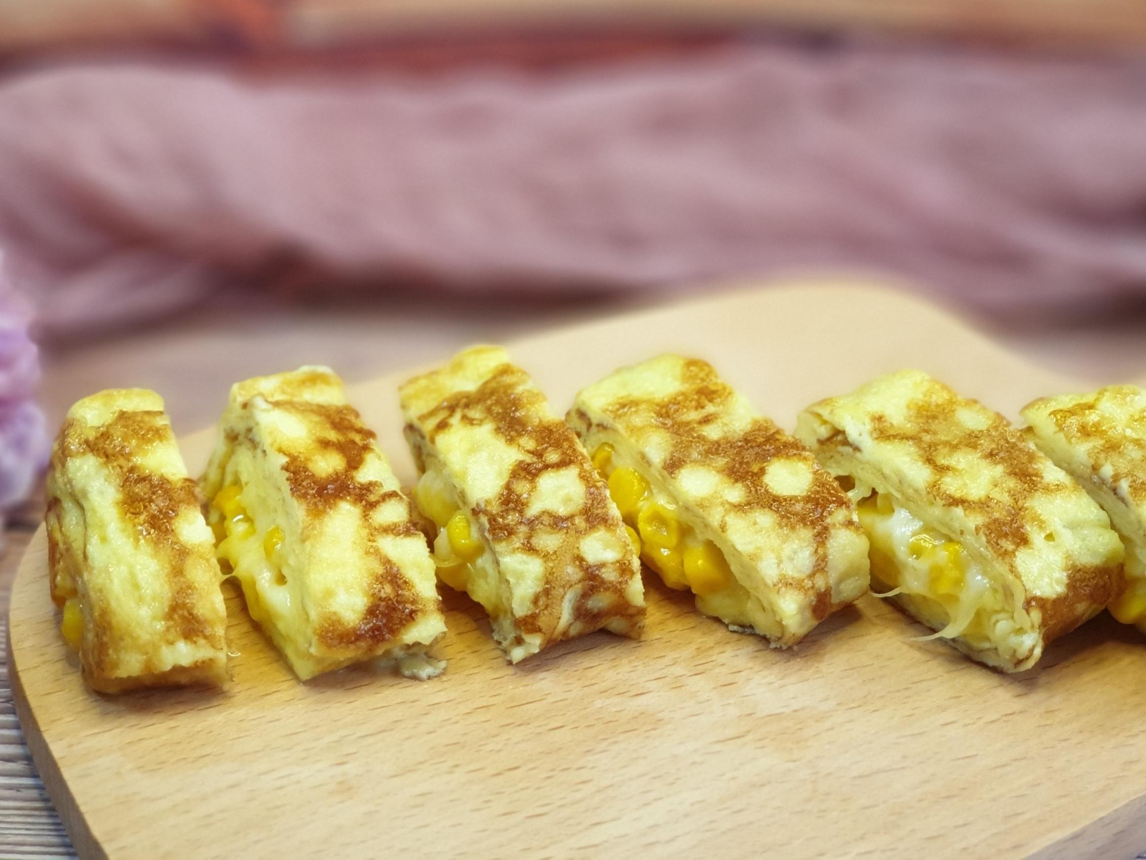 🧈黃金起司玉子燒