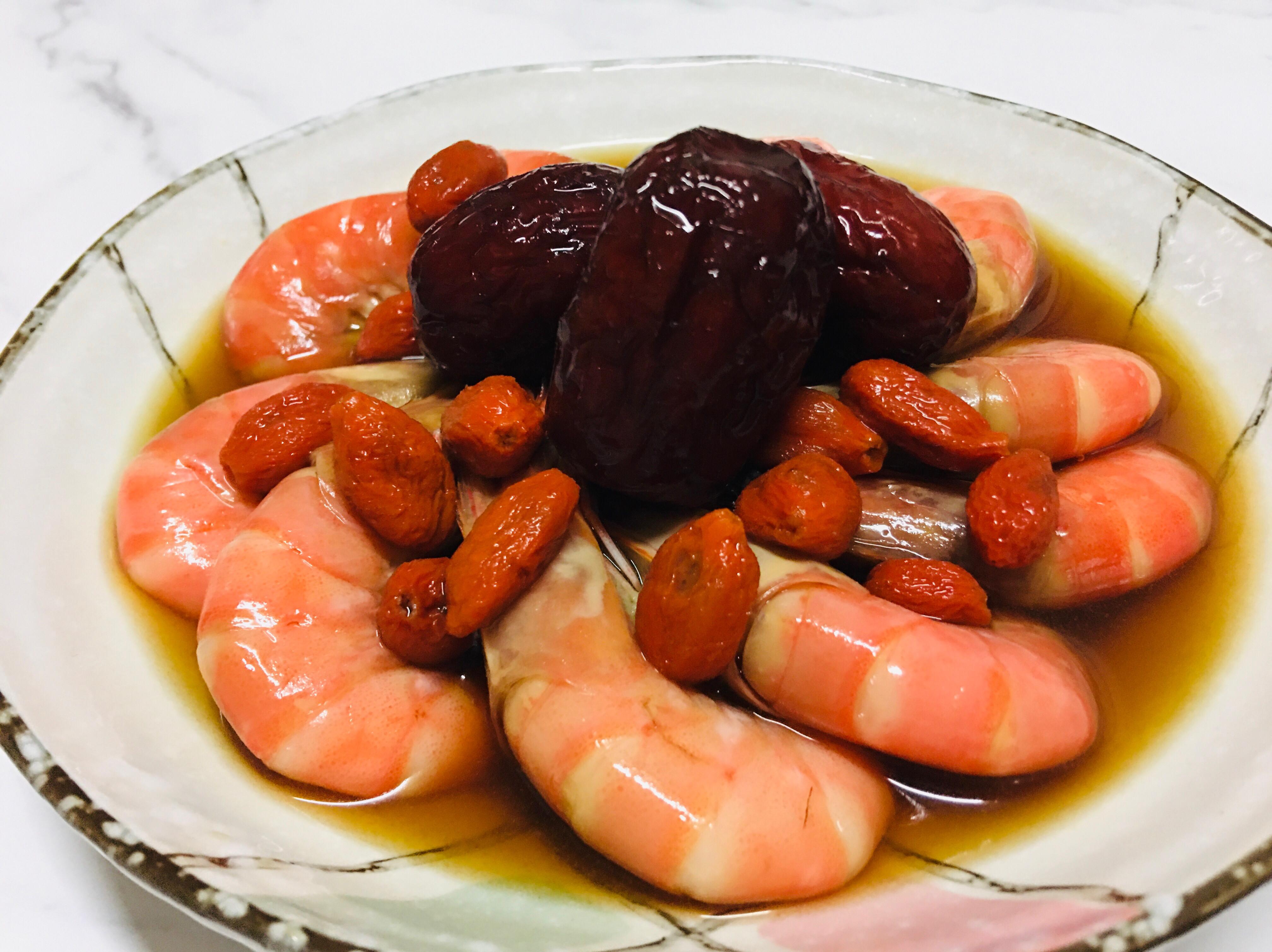 私房老酒醉蝦~年菜系列