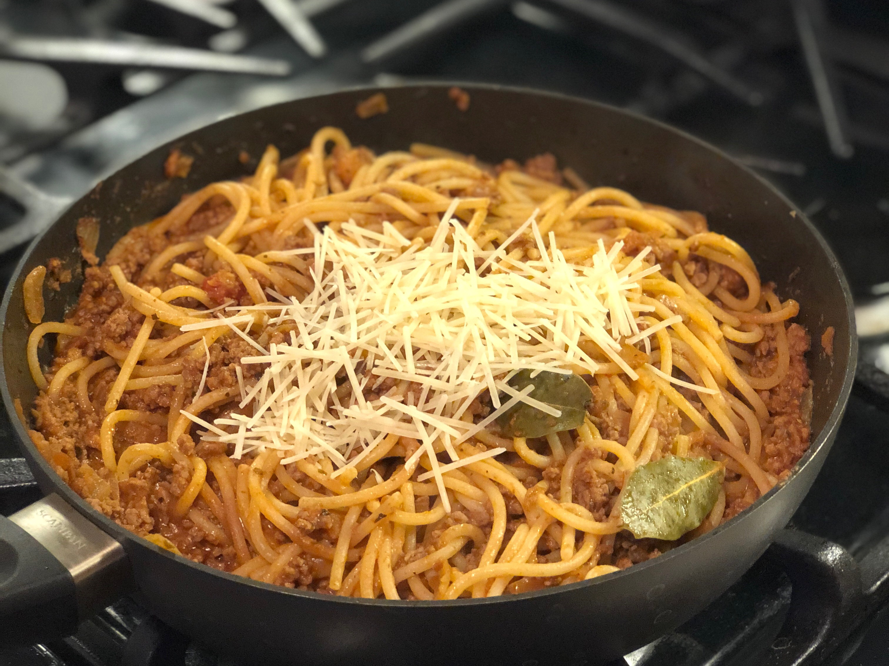 安格斯牛肉醬義大利麵🍝