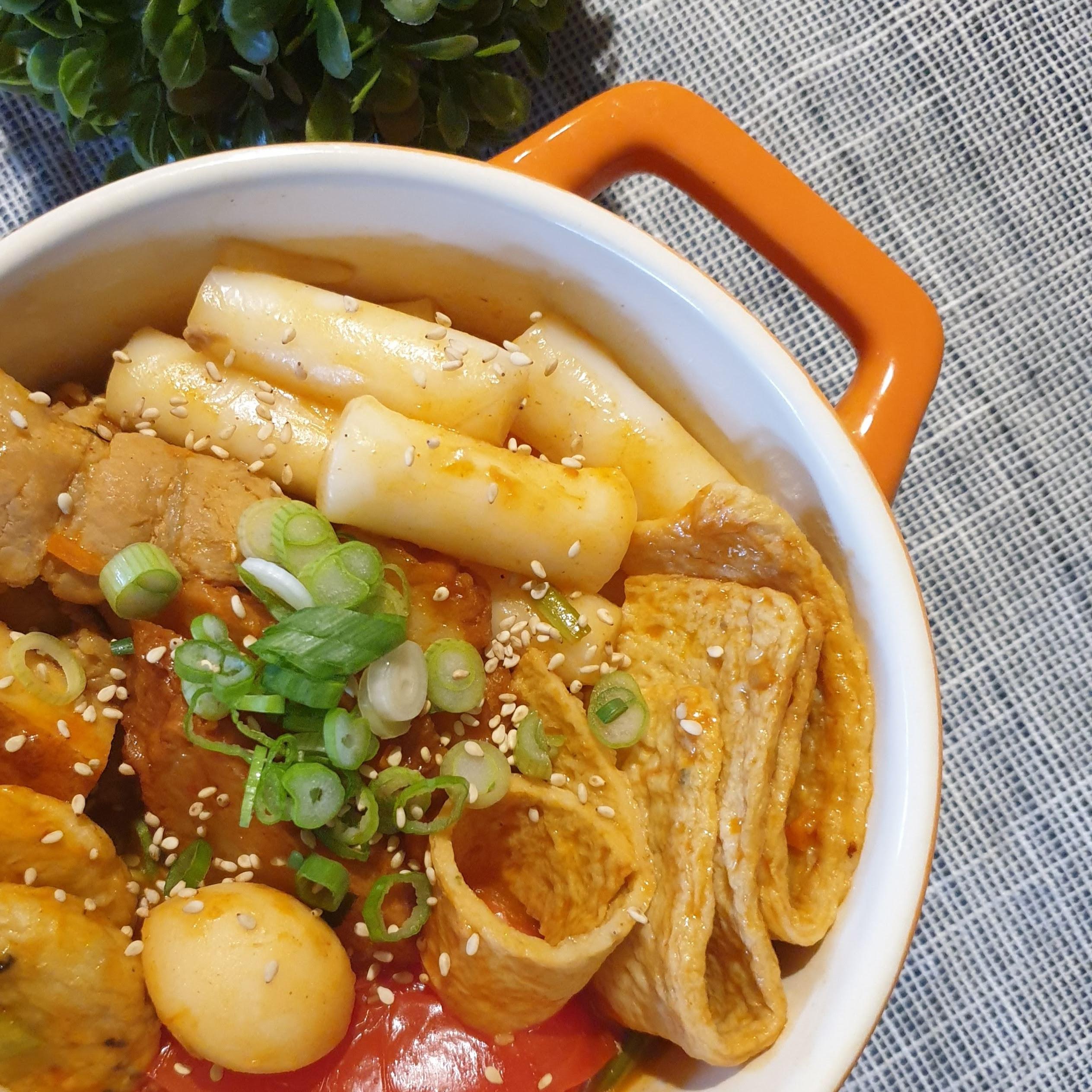 🇰🇷韓式辣炒年糕
