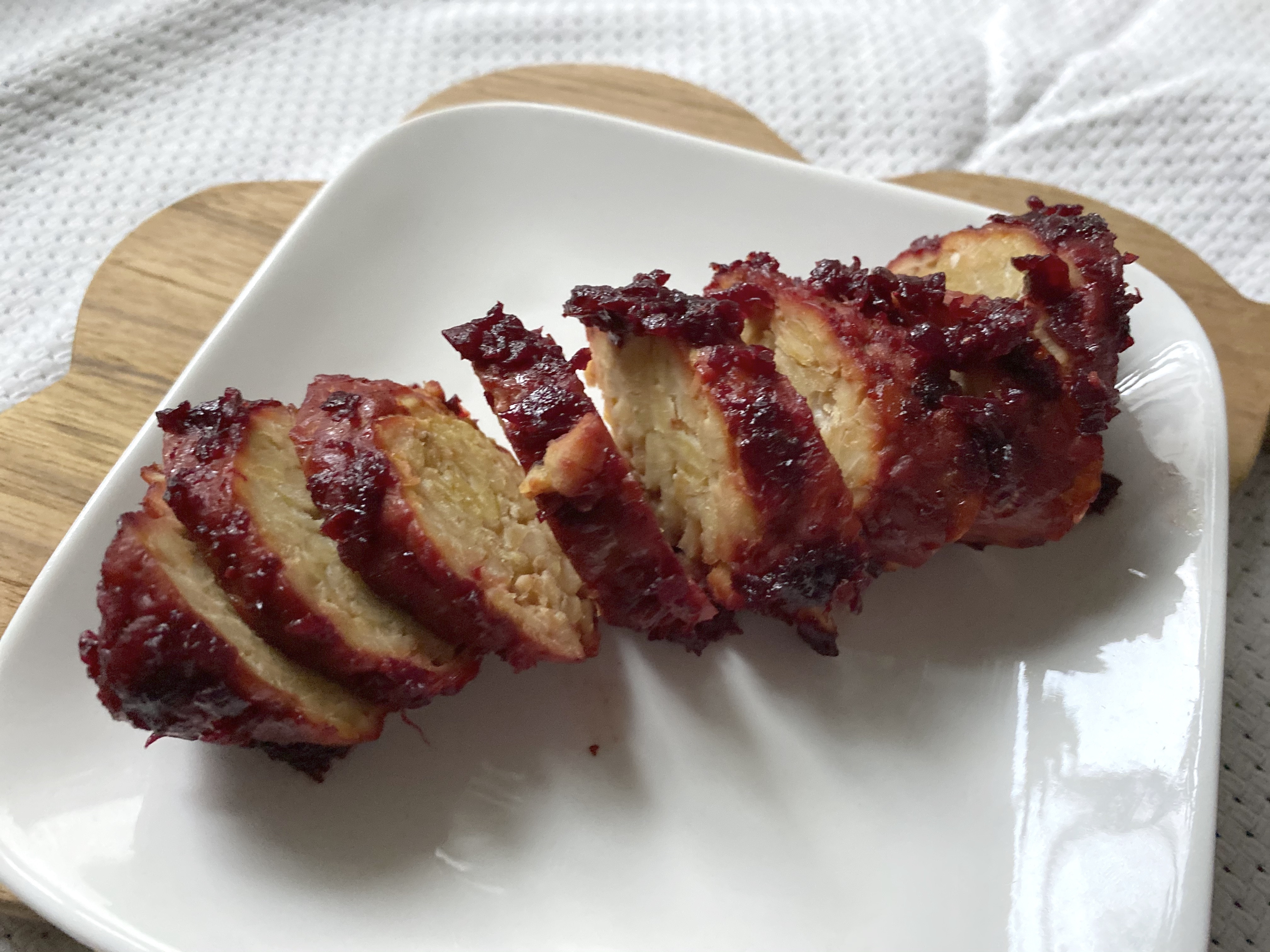 叉燒天貝(蔬食)