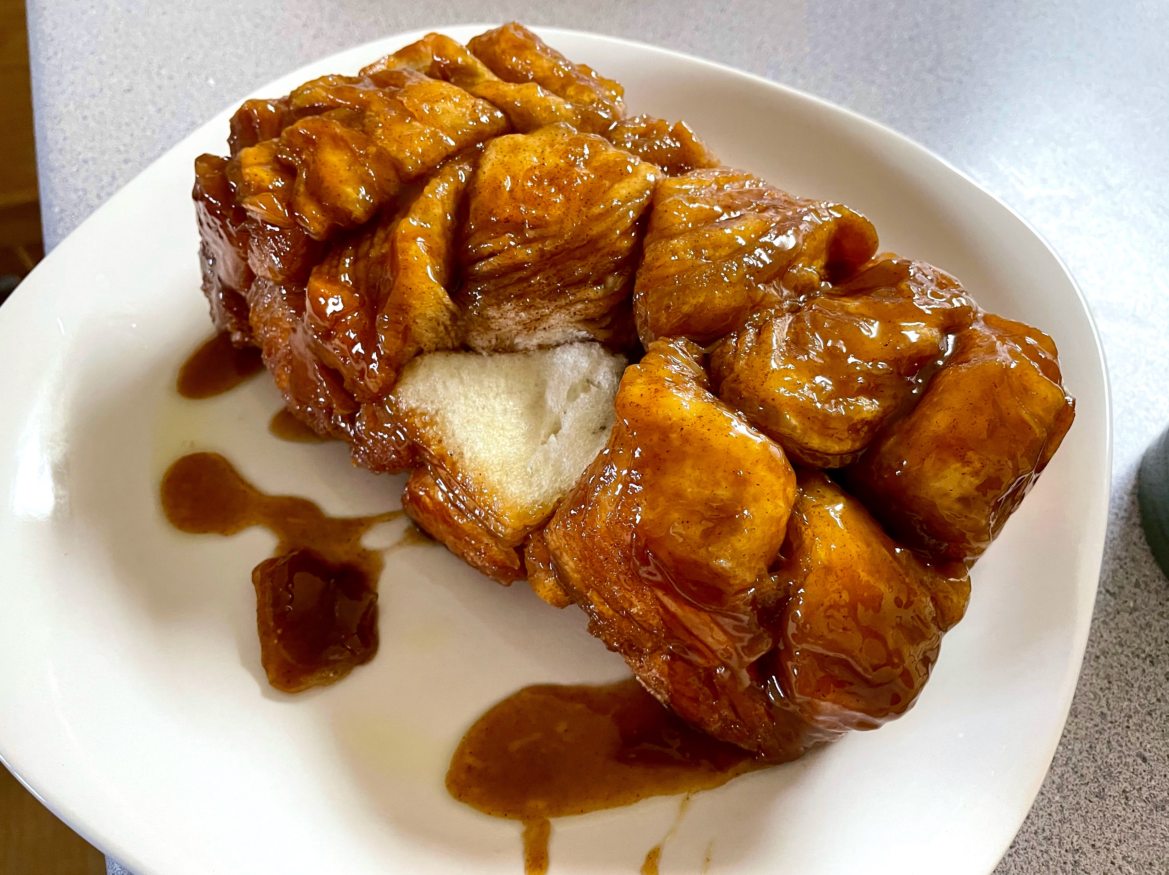 Monkey Bread🐒肉桂手撕麵包