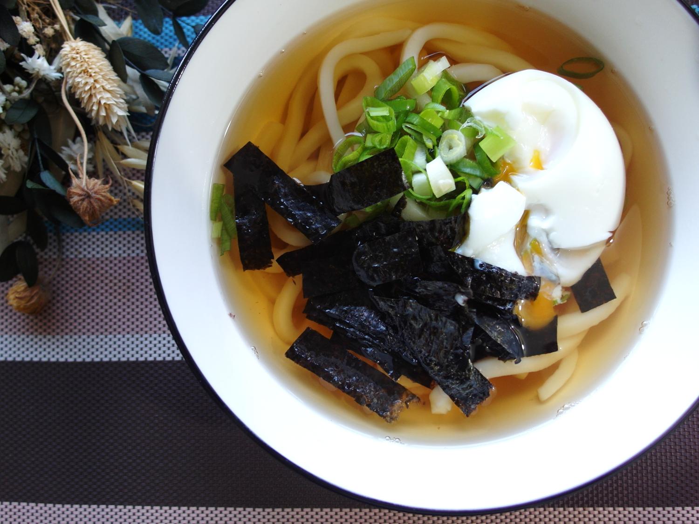 【一個人的廚房】清湯烏龍麵