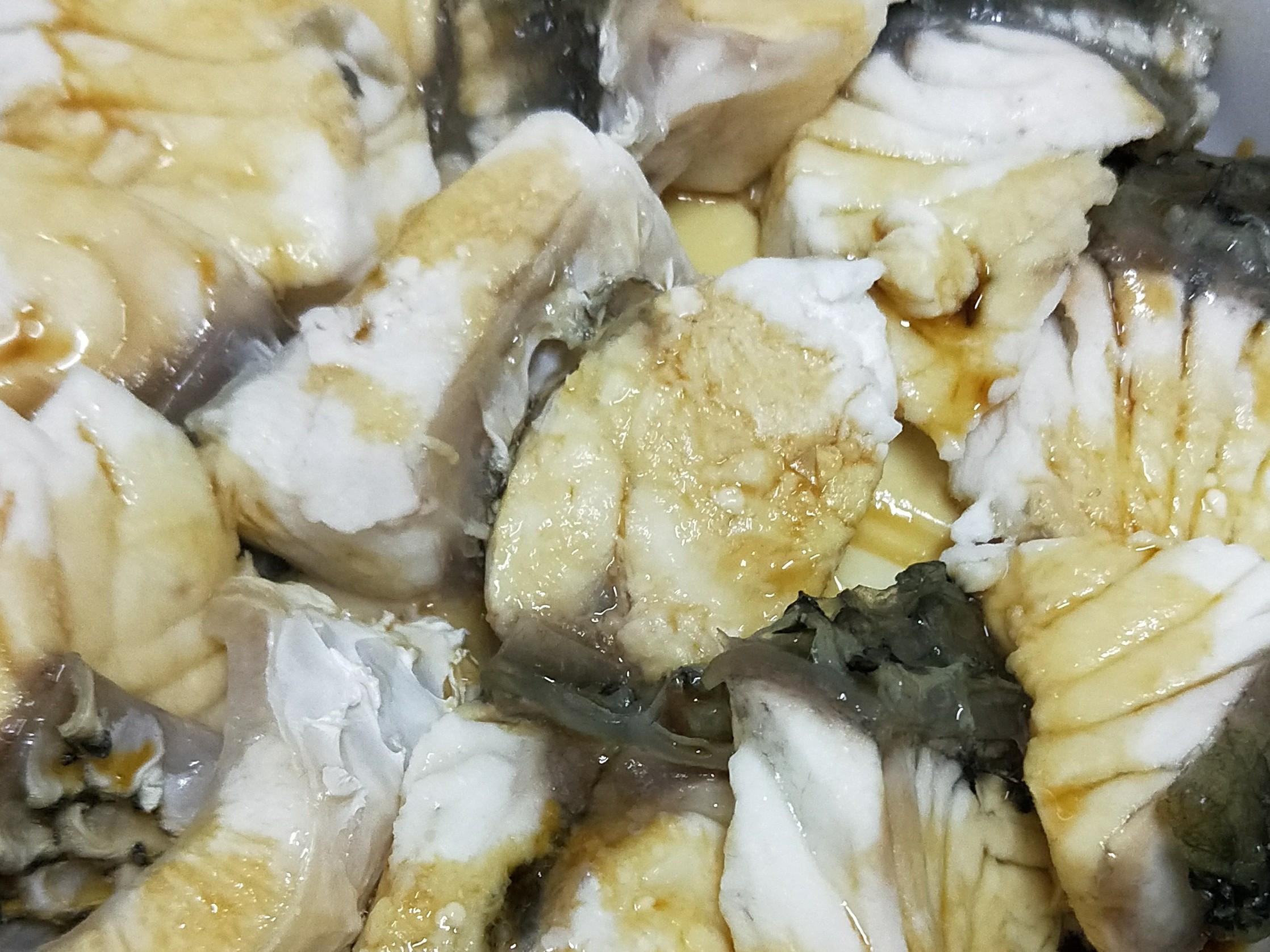 清蒸鱸魚片佐雞蛋豆腐