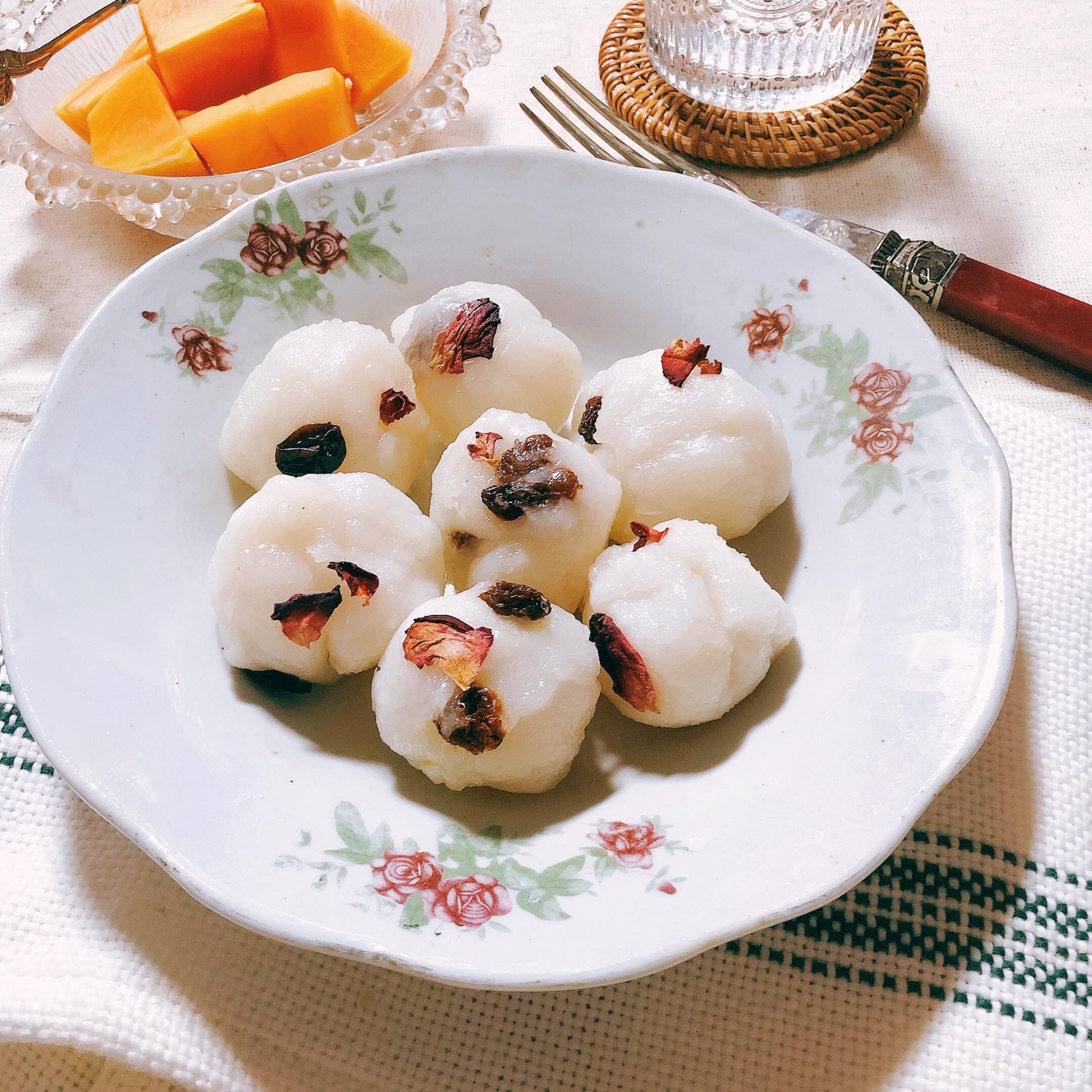「糯糯唧唧、香甜綿密」剩米飯版米糕