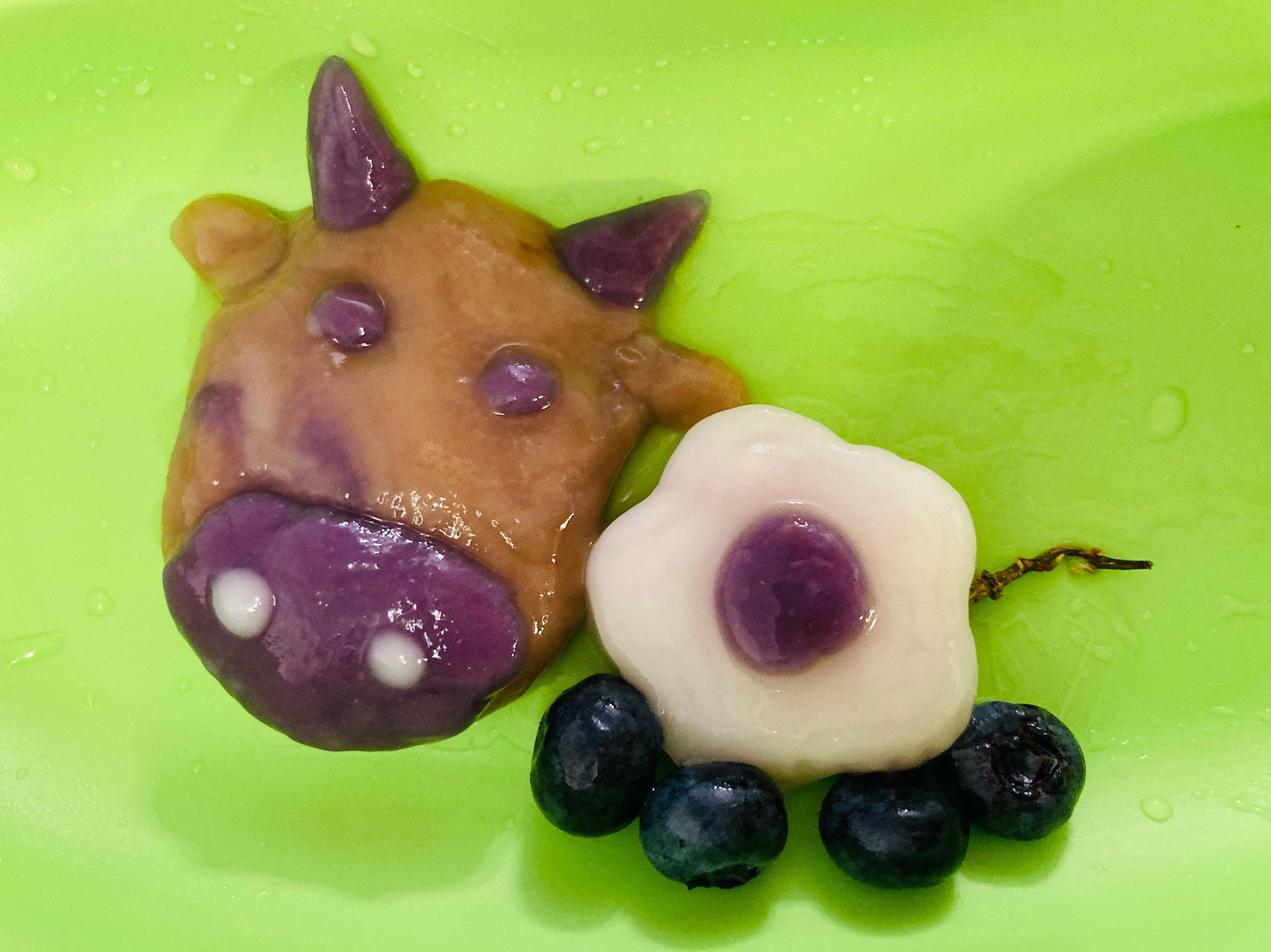 【親子共廚】造型水果湯圓