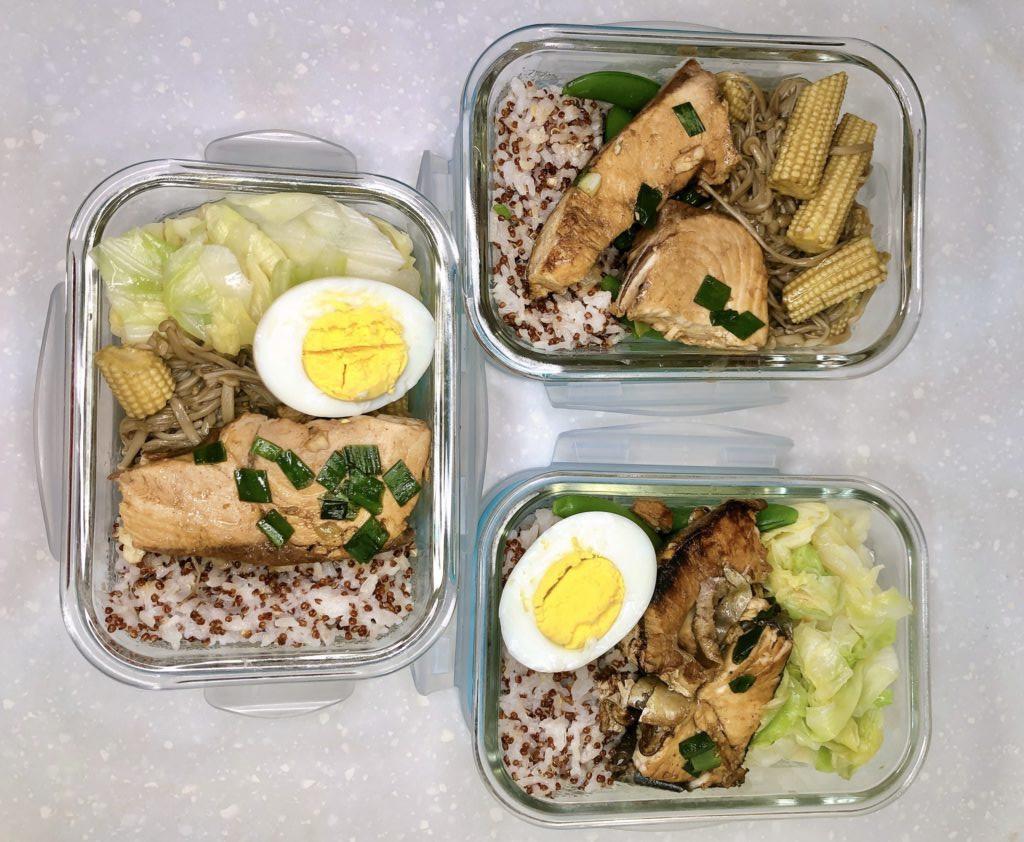 準備3個健康低卡便當的方法-紅燒土魠魚