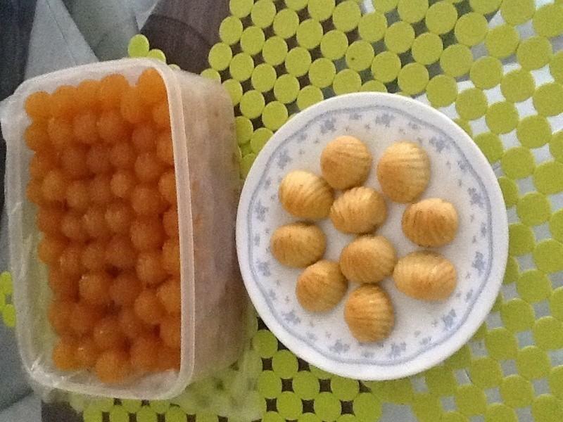 硯壳黄梨饼