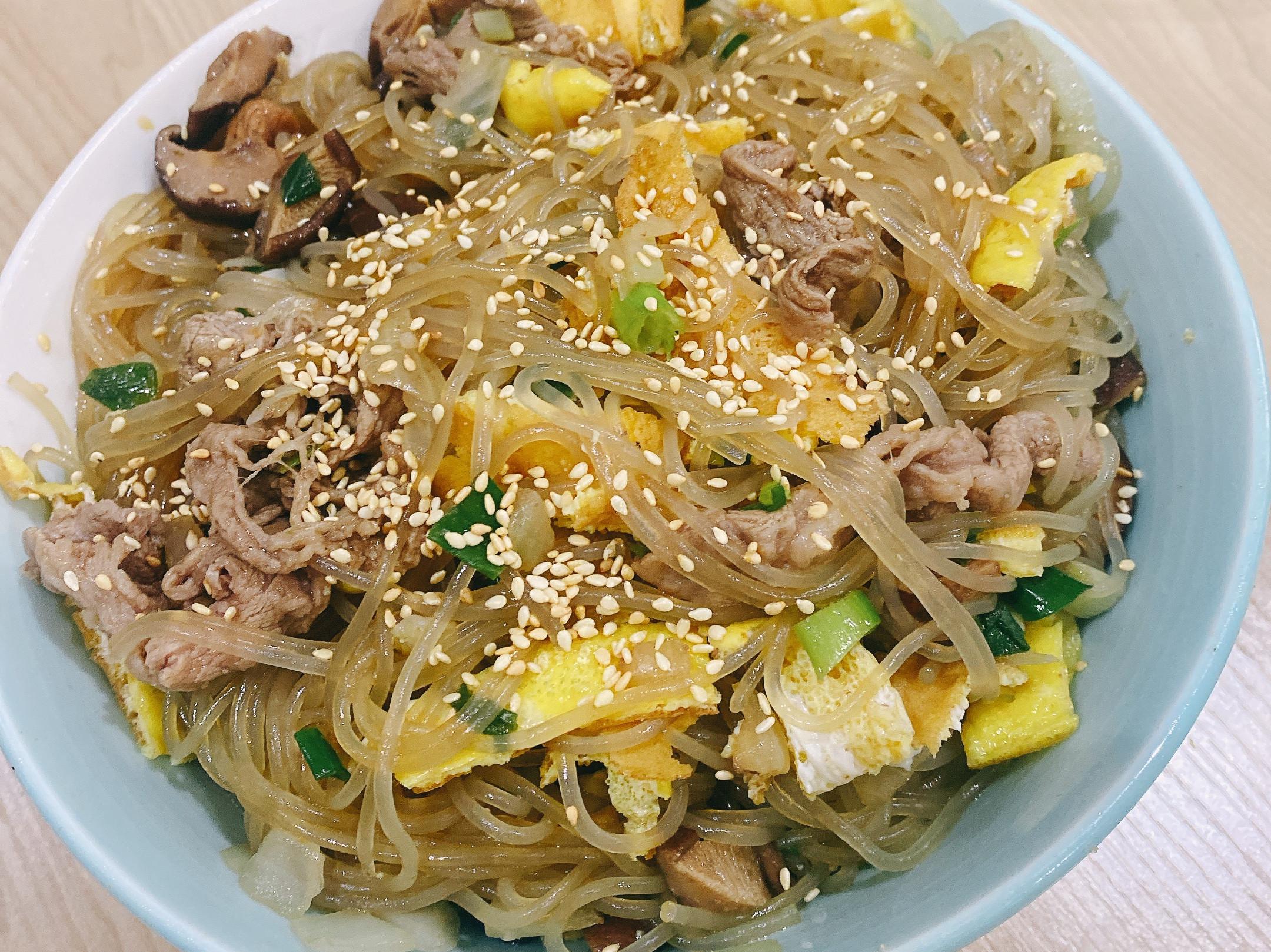 正宗韓式雜菜🇰🇷잡재