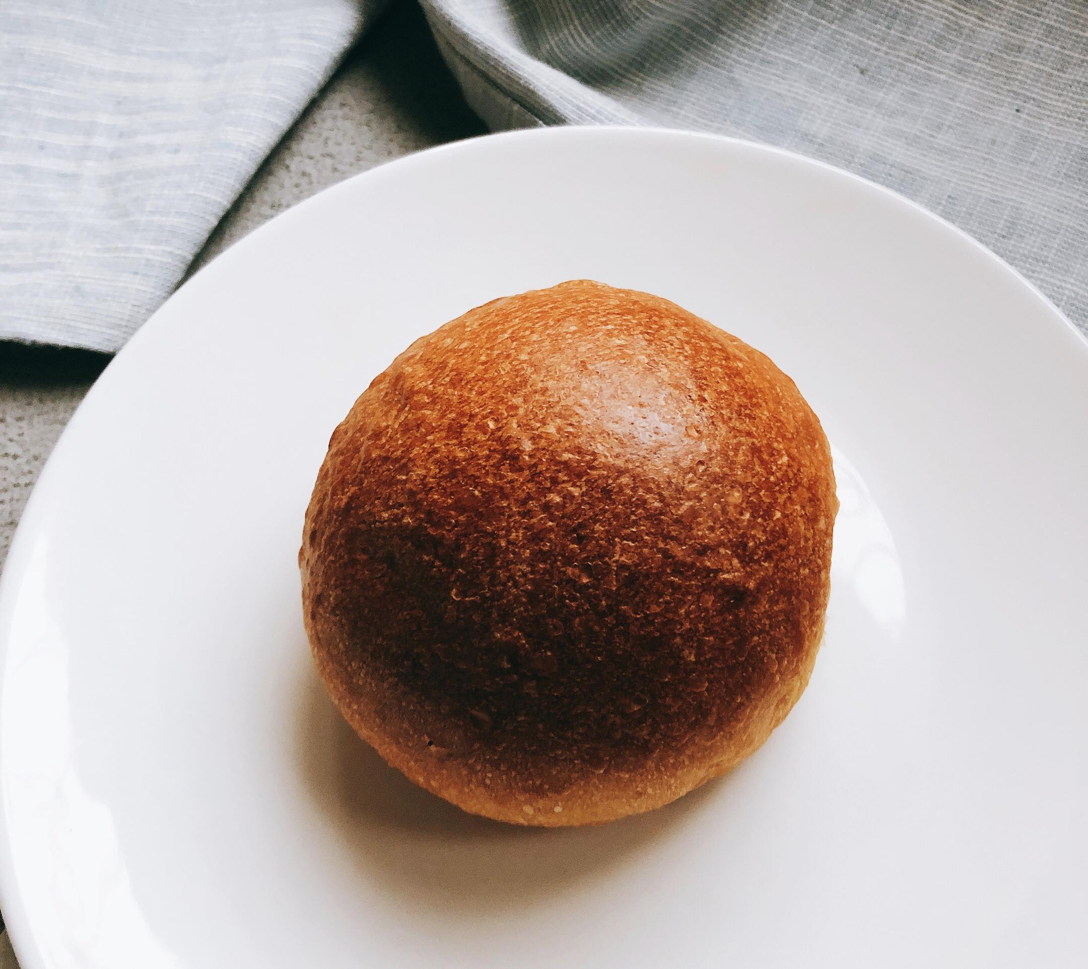 「濃情太妃」香甜煉乳牛奶餐包|197大卡