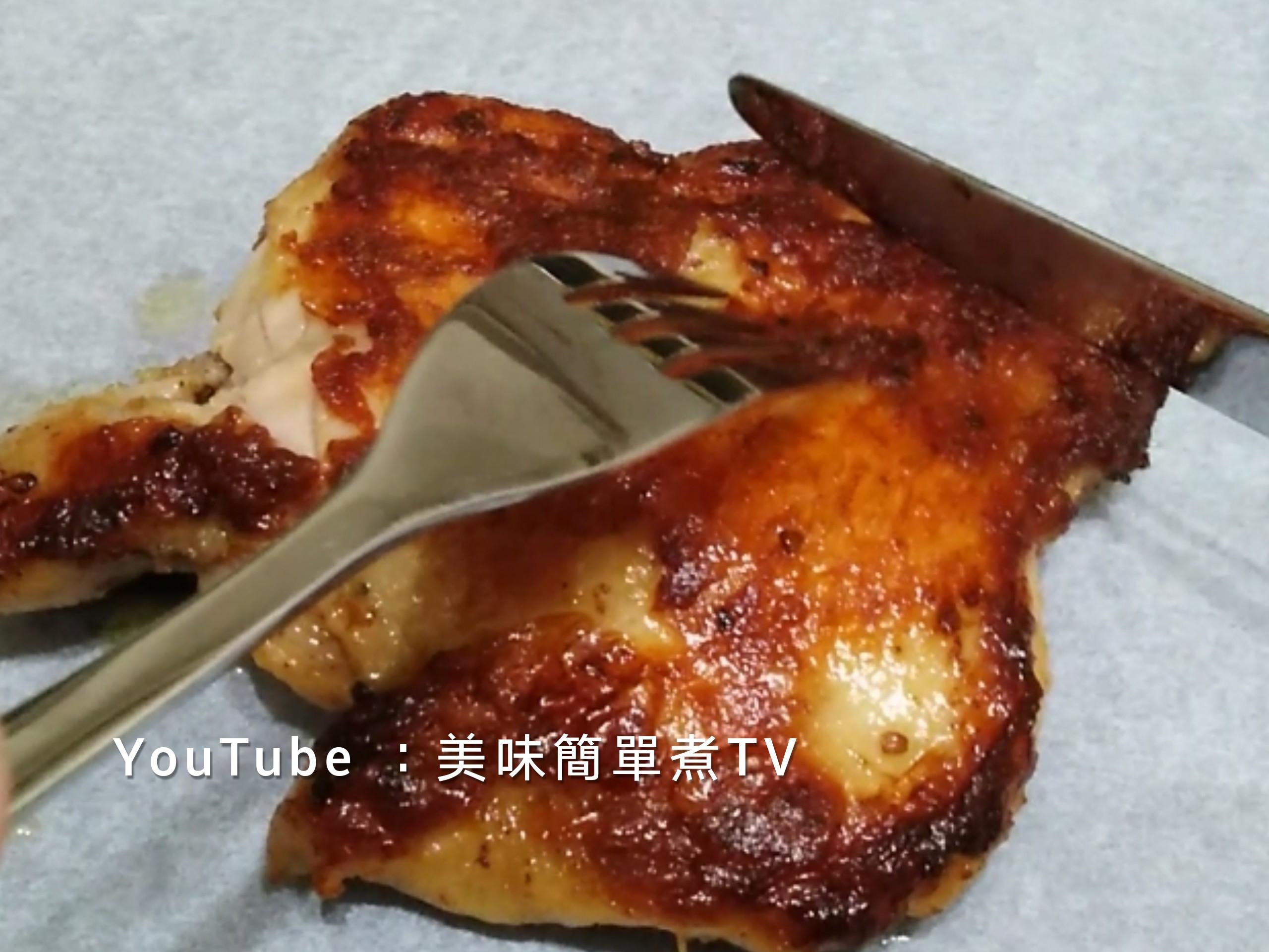 香煎脆皮雞腿排|零廚藝也能上手