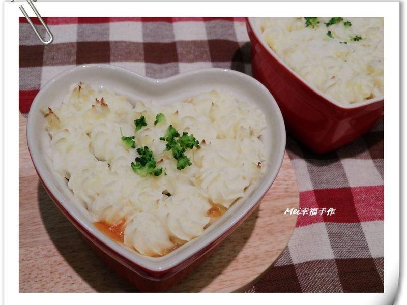 【義大利肉醬焗烤馬鈴薯】