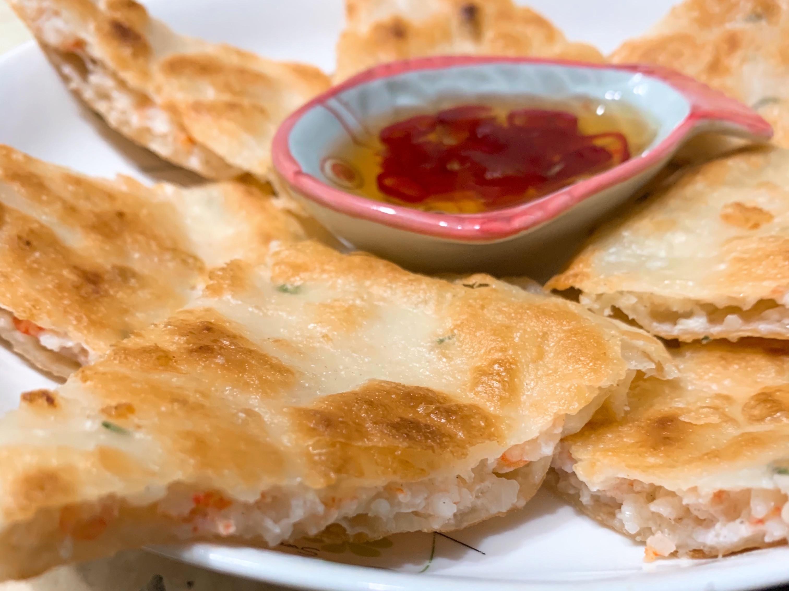 月亮蝦餅(薄片款)