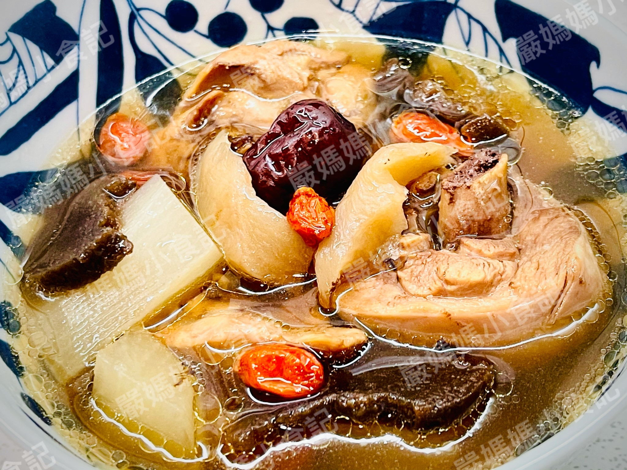 三代傳承雞湯